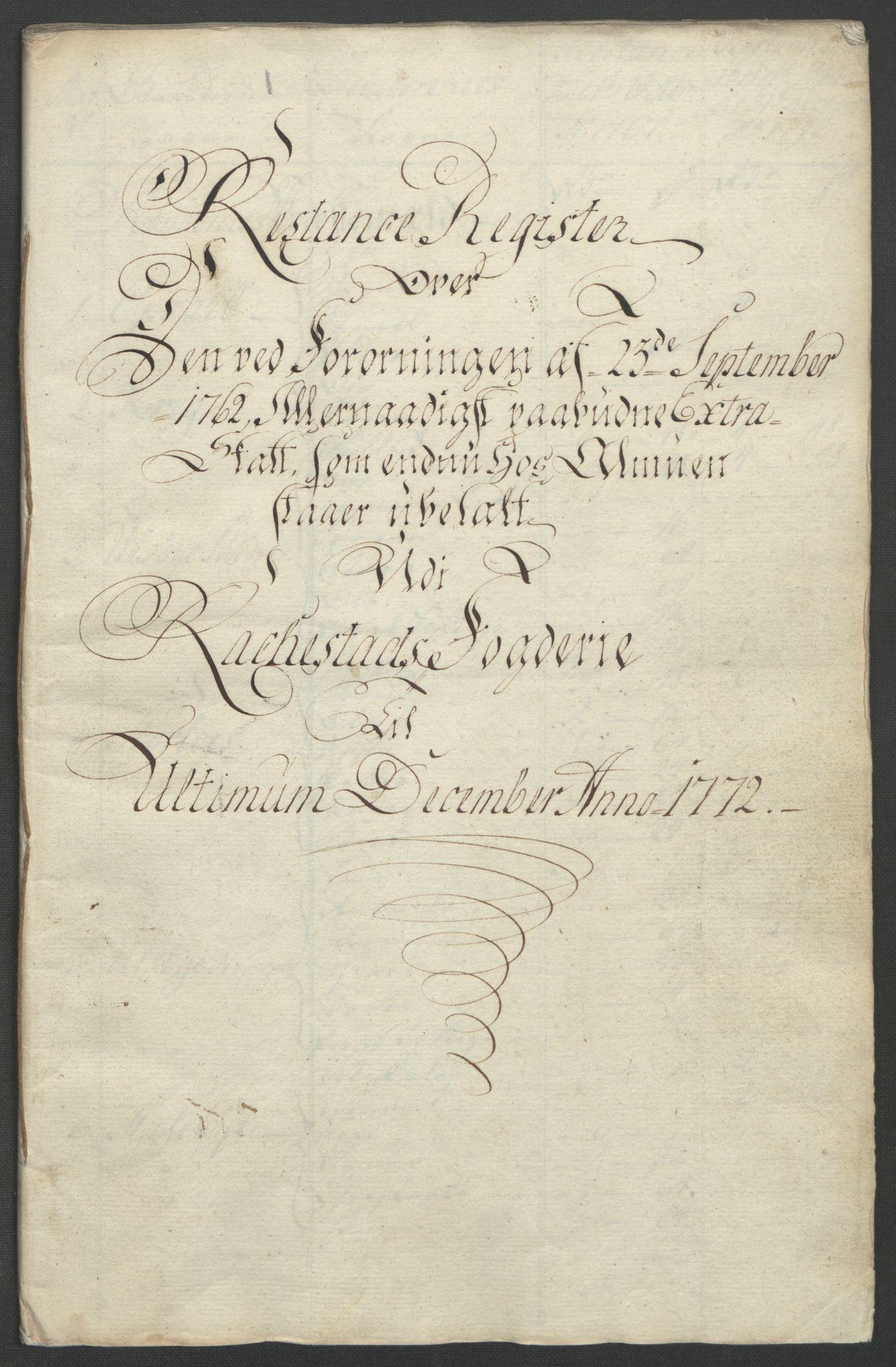 RA, Rentekammeret inntil 1814, Reviderte regnskaper, Fogderegnskap, R07/L0413: Ekstraskatten Rakkestad, Heggen og Frøland, 1762-1772, s. 533