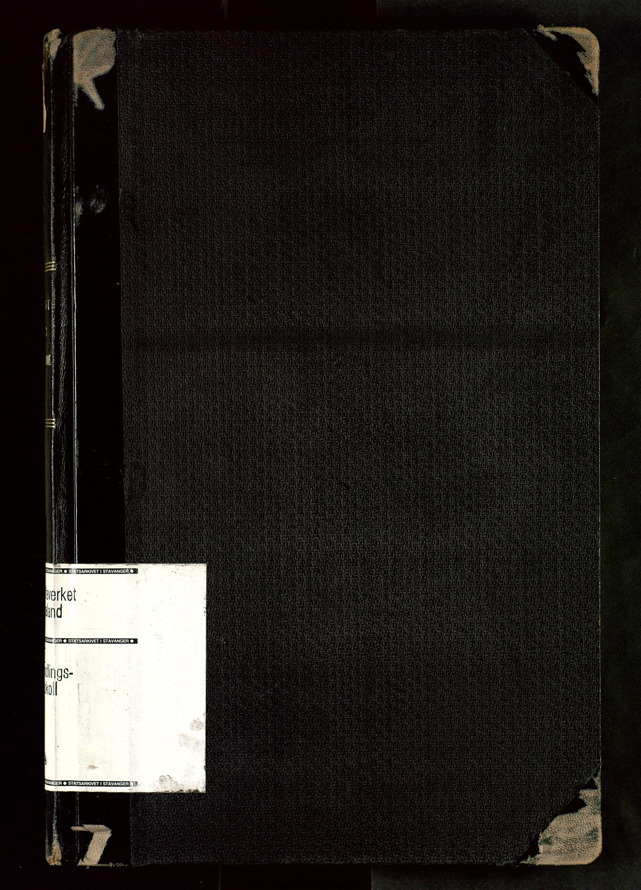 SAST, Rogaland jordskifterett, Oa/L0084: Forhandlingsprotokoll, 1932-1933