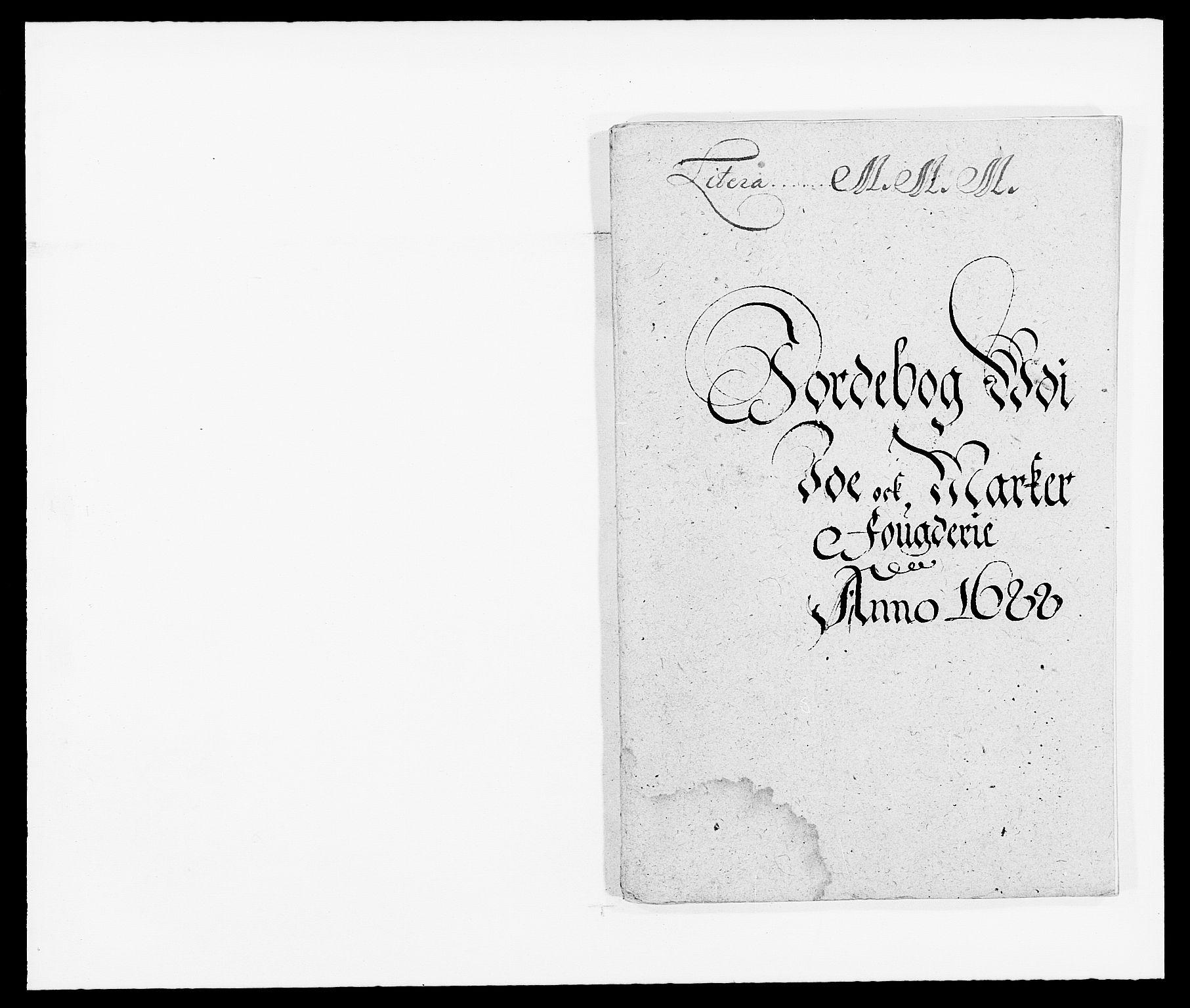 RA, Rentekammeret inntil 1814, Reviderte regnskaper, Fogderegnskap, R01/L0007: Fogderegnskap Idd og Marker, 1687-1688, s. 218