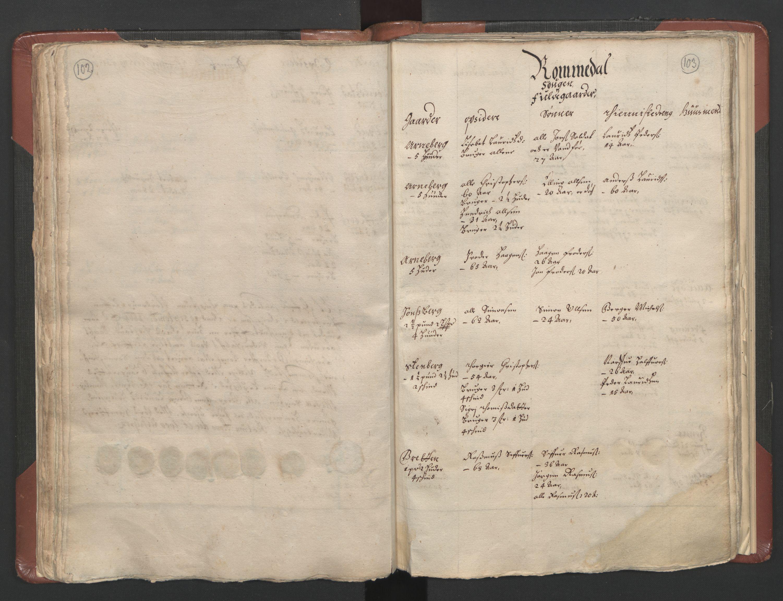 RA, Fogdenes og sorenskrivernes manntall 1664-1666, nr. 3: Hedmark fogderi og Solør, Østerdal og Odal fogderi, 1664, s. 102-103