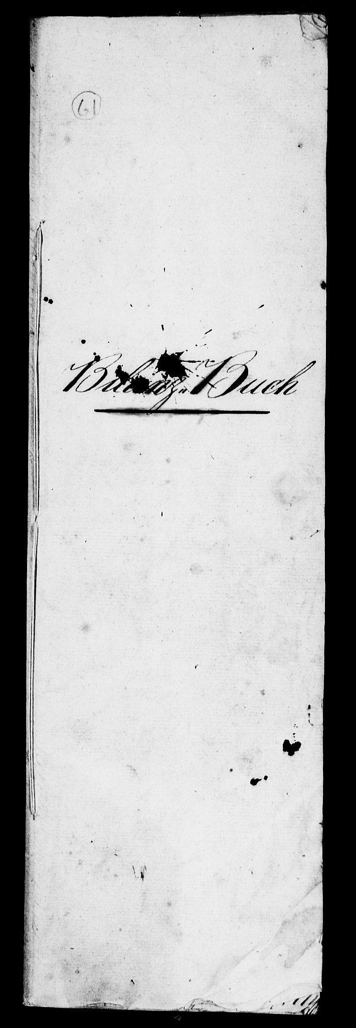 RA, Modums Blaafarveværk, G/Gd/Gda/L0167, 1827-1849, s. 2