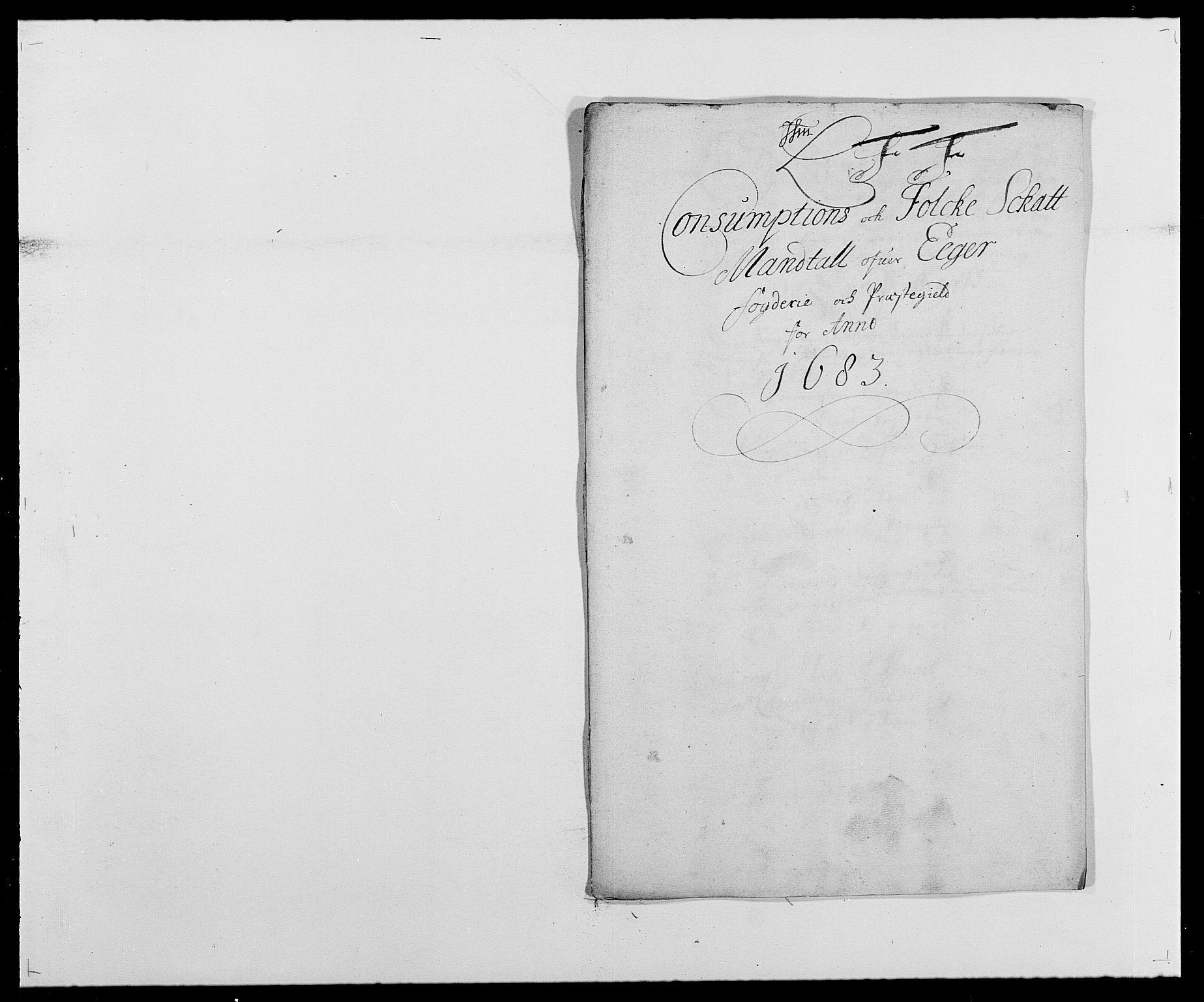 RA, Rentekammeret inntil 1814, Reviderte regnskaper, Fogderegnskap, R26/L1684: Fogderegnskap Eiker, 1679-1686, s. 393