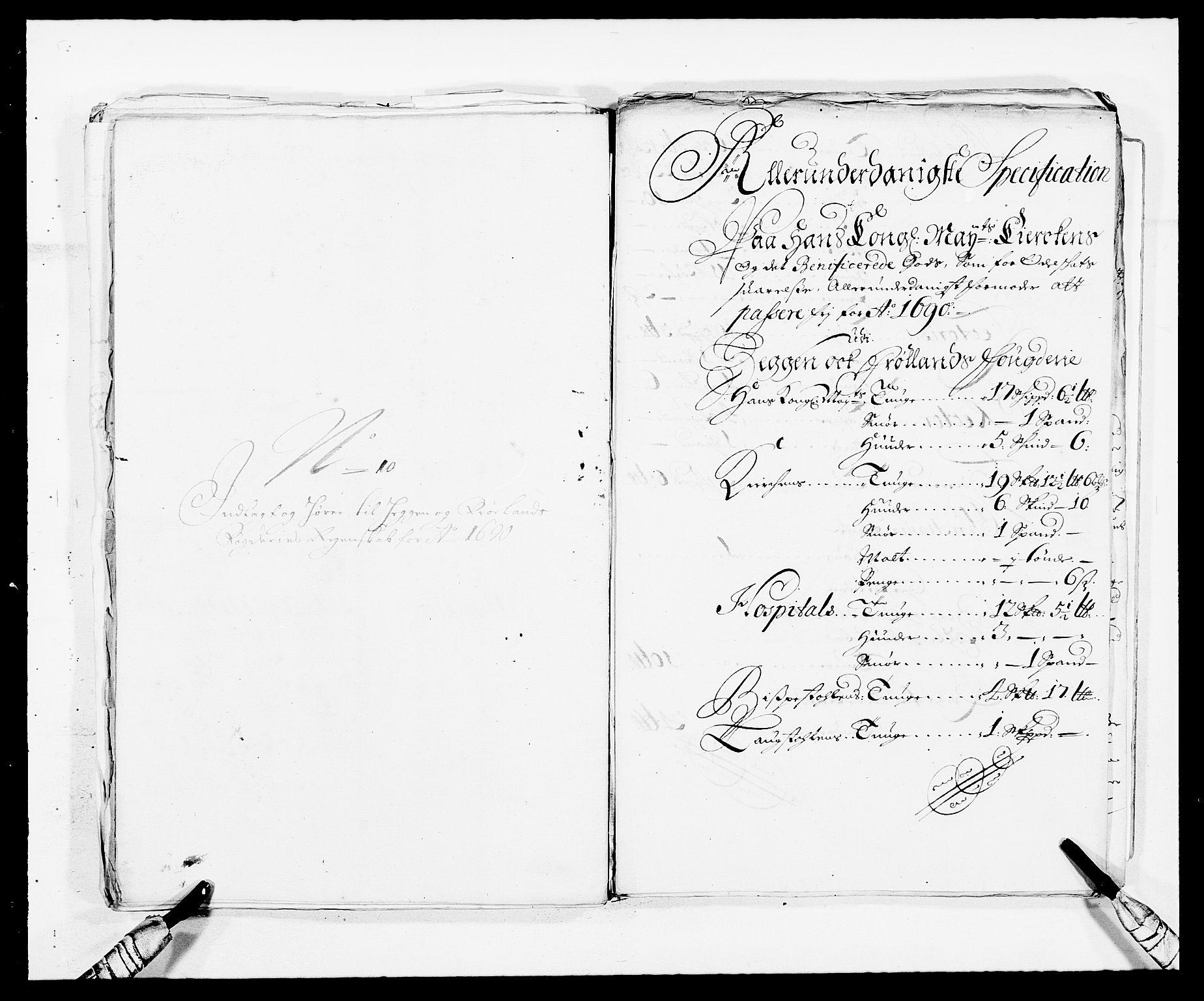RA, Rentekammeret inntil 1814, Reviderte regnskaper, Fogderegnskap, R06/L0282: Fogderegnskap Heggen og Frøland, 1687-1690, s. 275