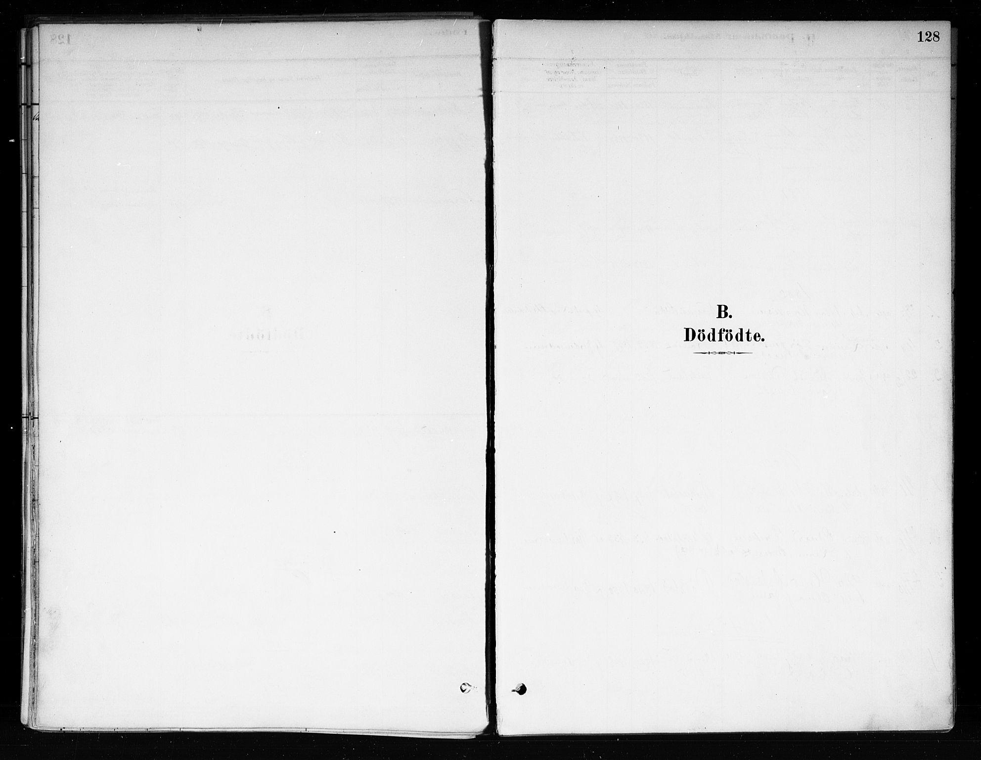SAKO, Røyken kirkebøker, F/Fa/L0008: Ministerialbok nr. 8, 1880-1897, s. 128