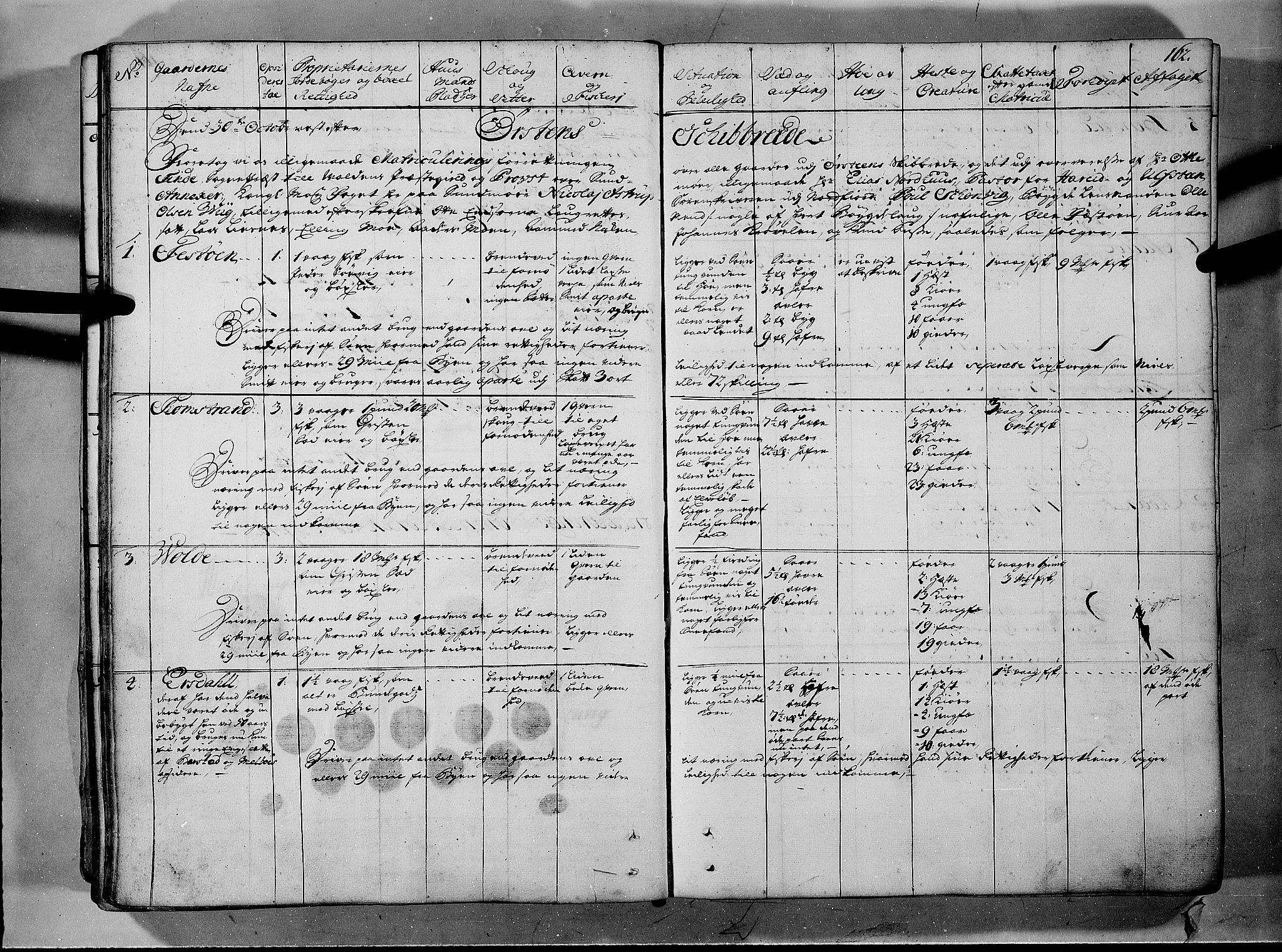 RA, Rentekammeret inntil 1814, Realistisk ordnet avdeling, N/Nb/Nbf/L0150: Sunnmøre eksaminasjonsprotokoll, 1724, s. 161b-162a