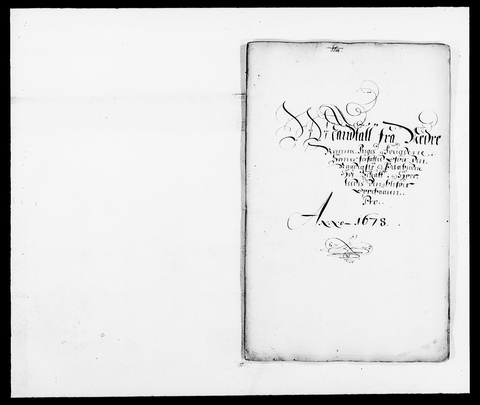 RA, Rentekammeret inntil 1814, Reviderte regnskaper, Fogderegnskap, R11/L0567: Fogderegnskap Nedre Romerike, 1678, s. 202