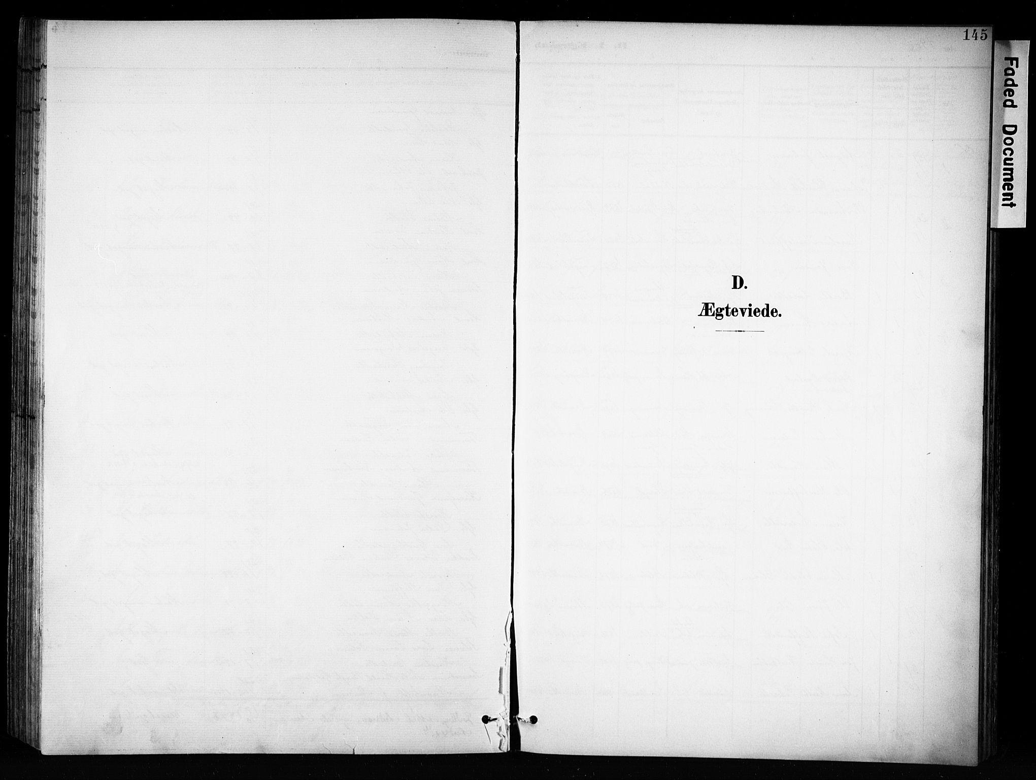 SAH, Brandbu prestekontor, Ministerialbok nr. 1, 1900-1912, s. 145