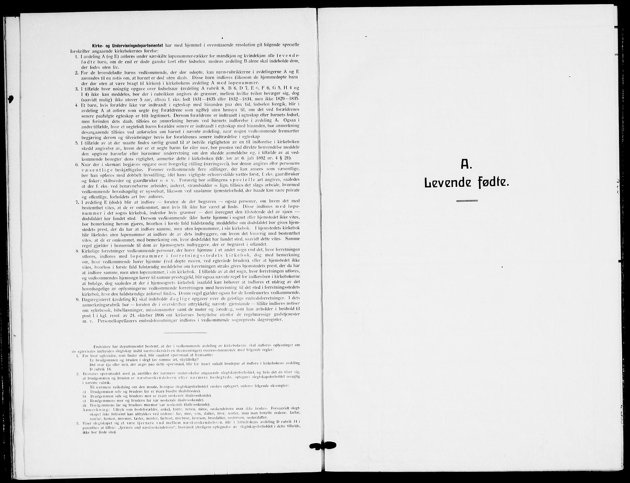 SAT, Ministerialprotokoller, klokkerbøker og fødselsregistre - Sør-Trøndelag, 658/L0724: Ministerialbok nr. 658A03, 1912-1924