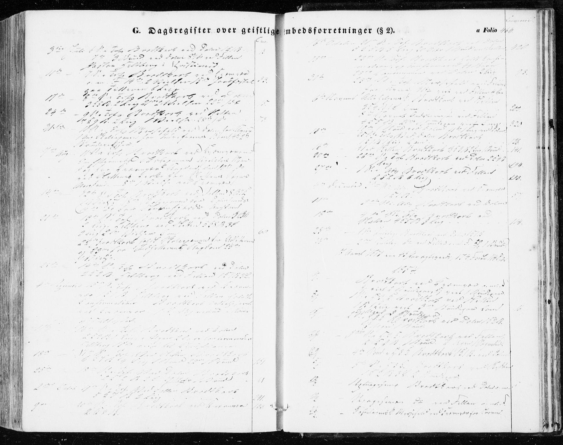 SAT, Ministerialprotokoller, klokkerbøker og fødselsregistre - Sør-Trøndelag, 634/L0530: Ministerialbok nr. 634A06, 1852-1860, s. 466
