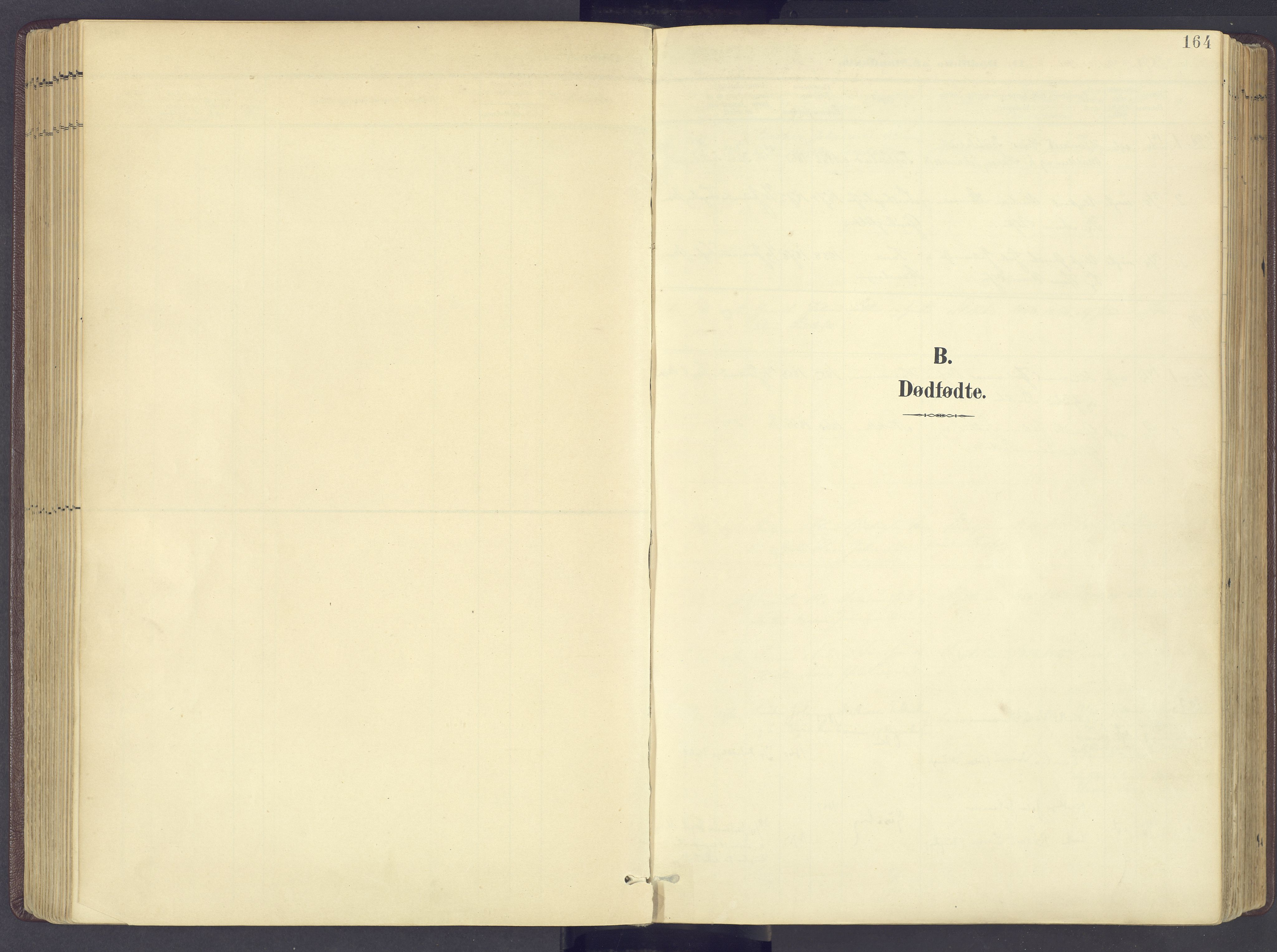 SAH, Sør-Fron prestekontor, H/Ha/Haa/L0004: Ministerialbok nr. 4, 1898-1919, s. 164