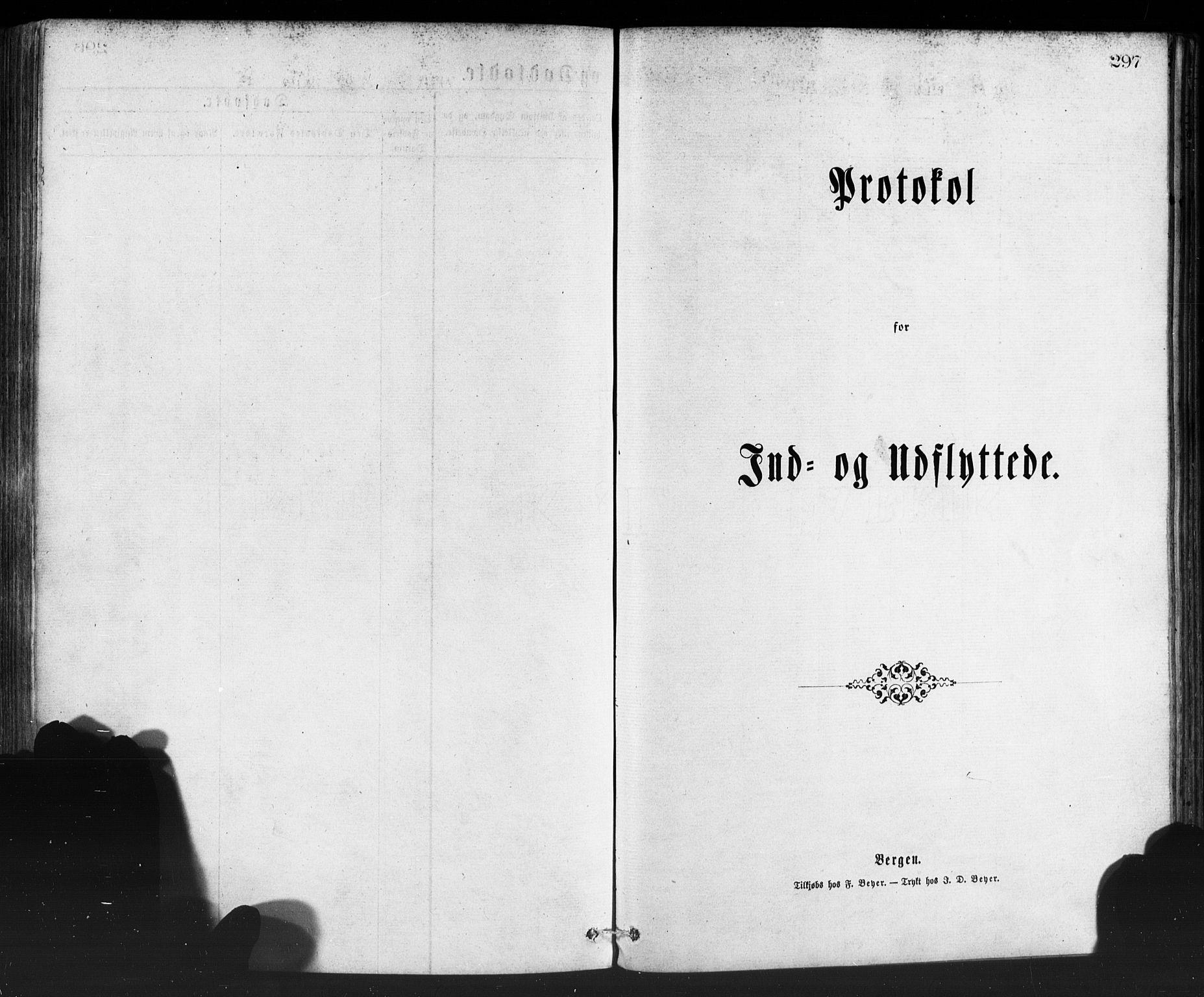 SAB, Manger sokneprestembete, H/Haa: Ministerialbok nr. A 8, 1871-1880, s. 297