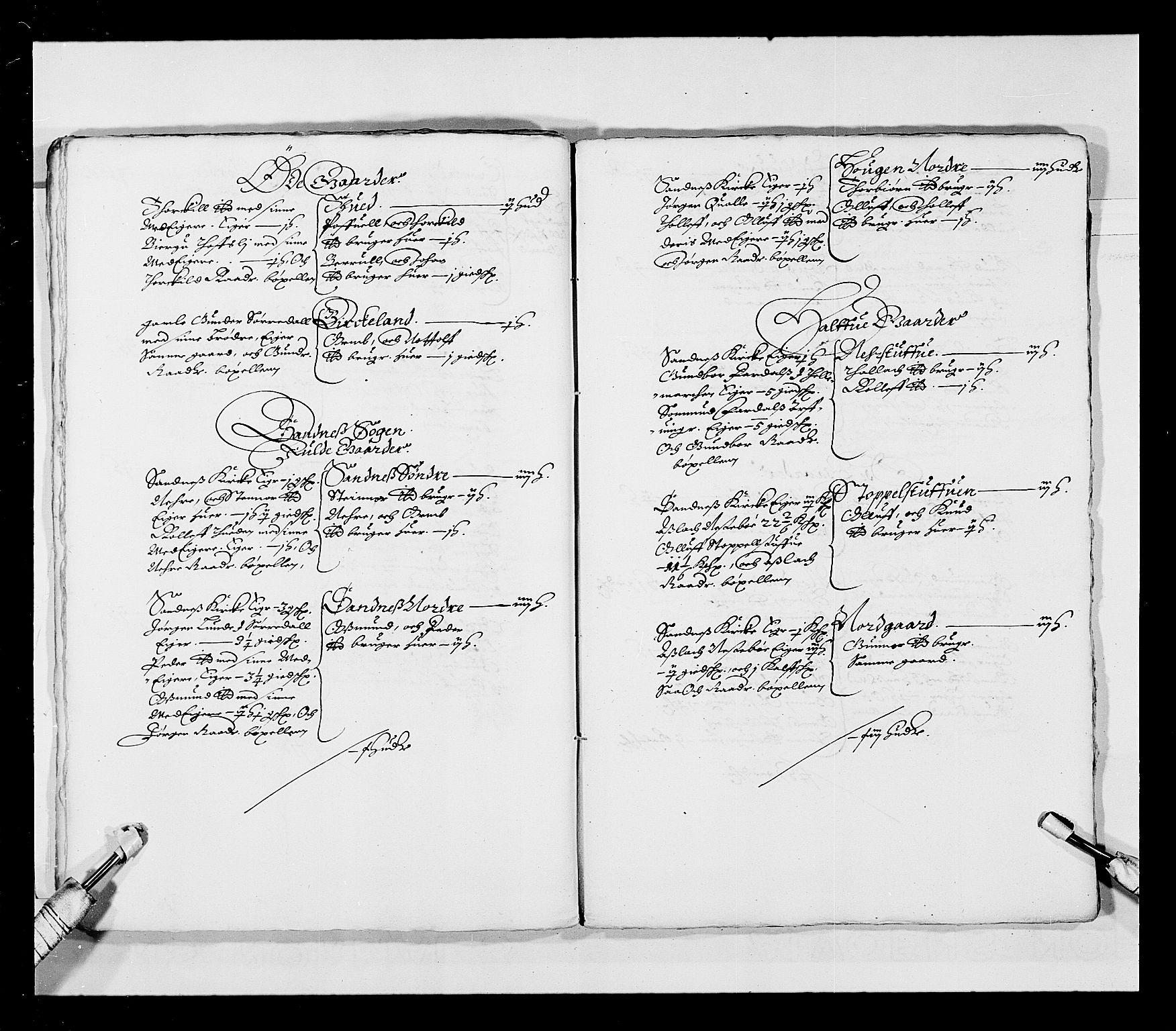 RA, Stattholderembetet 1572-1771, Ek/L0023: Jordebøker 1633-1658:, 1648-1649, s. 19