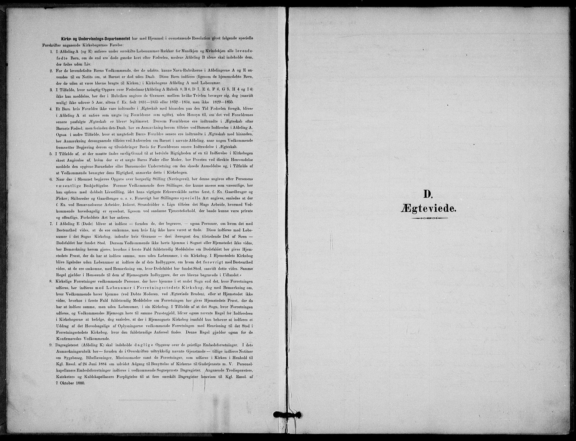 SAT, Ministerialprotokoller, klokkerbøker og fødselsregistre - Nordland, 825/L0363: Ministerialbok nr. 825A17, 1890-1909