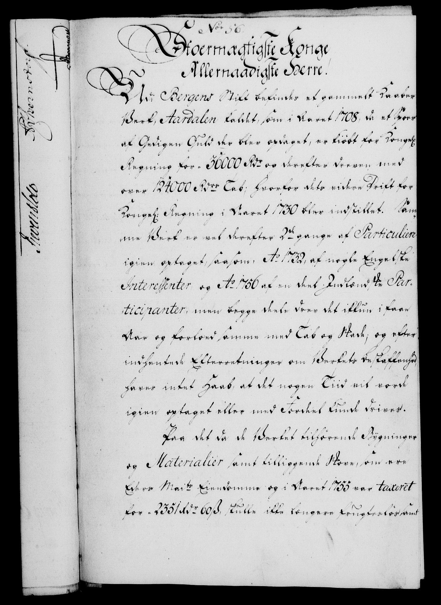 RA, Rentekammeret, Kammerkanselliet, G/Gf/Gfa/L0049: Norsk relasjons- og resolusjonsprotokoll (merket RK 52.49), 1767, s. 258