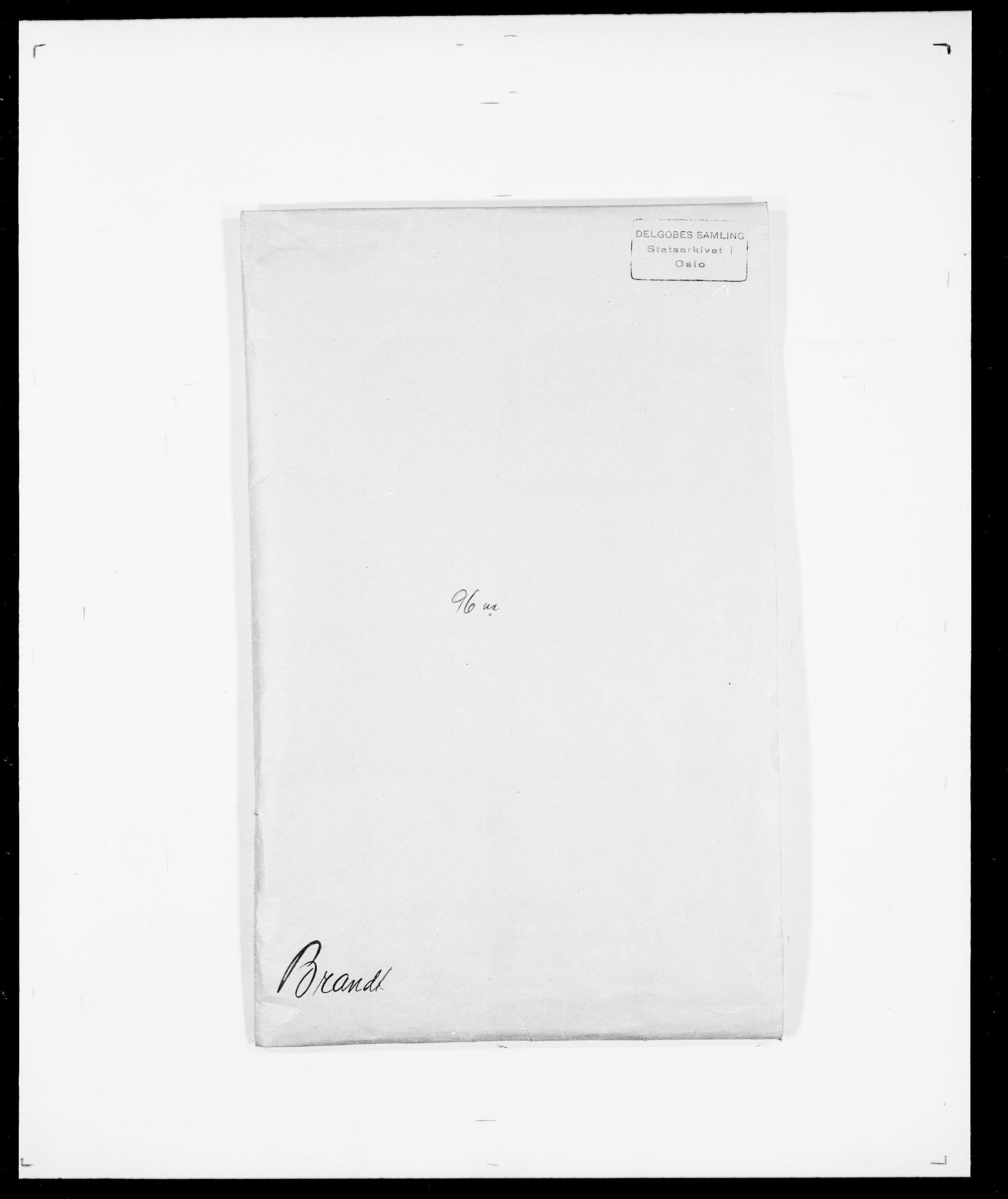 SAO, Delgobe, Charles Antoine - samling, D/Da/L0006: Brambani - Brønø, s. 27