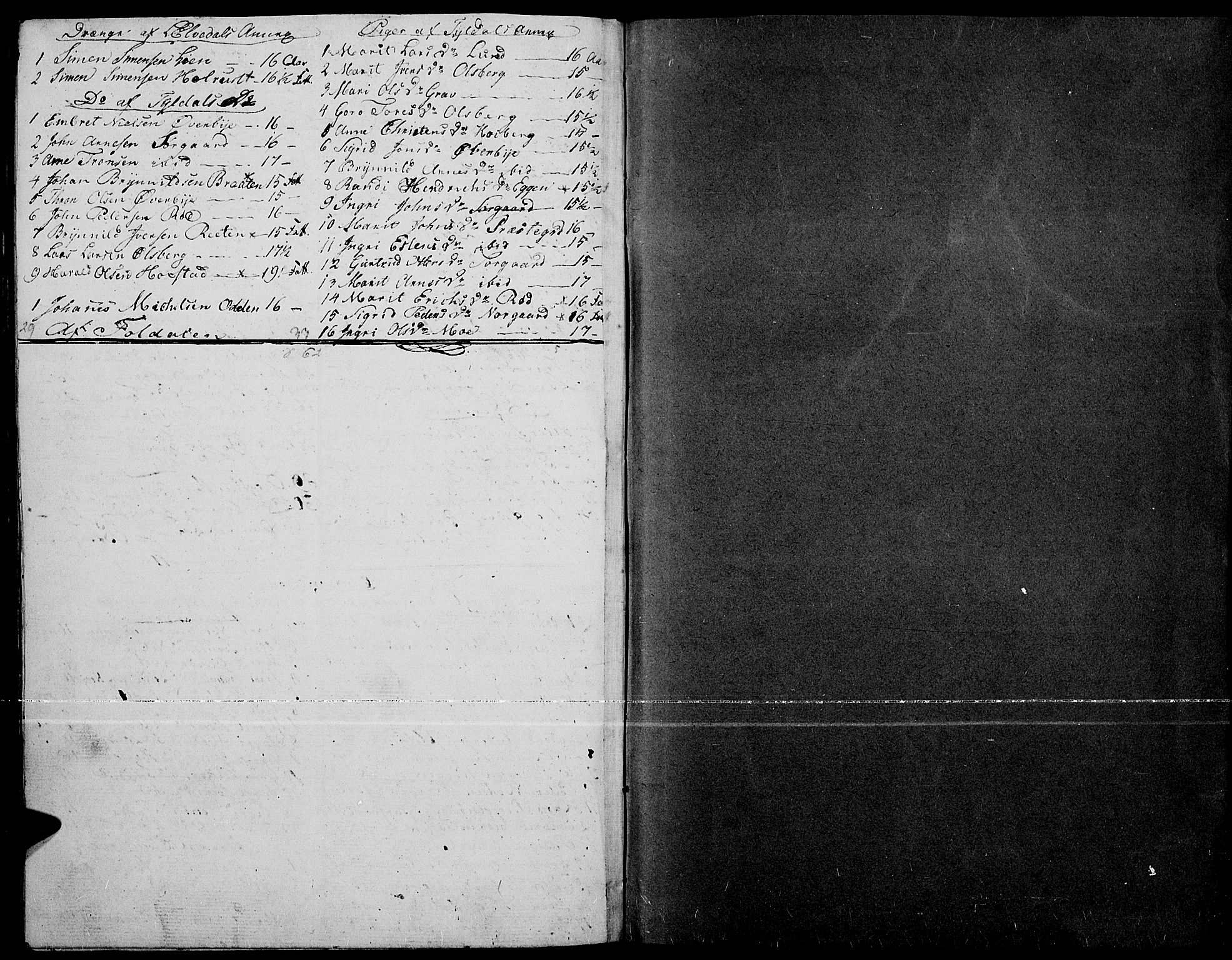 SAH, Tynset prestekontor, Ministerialbok nr. 15, 1801-1814, s. 78