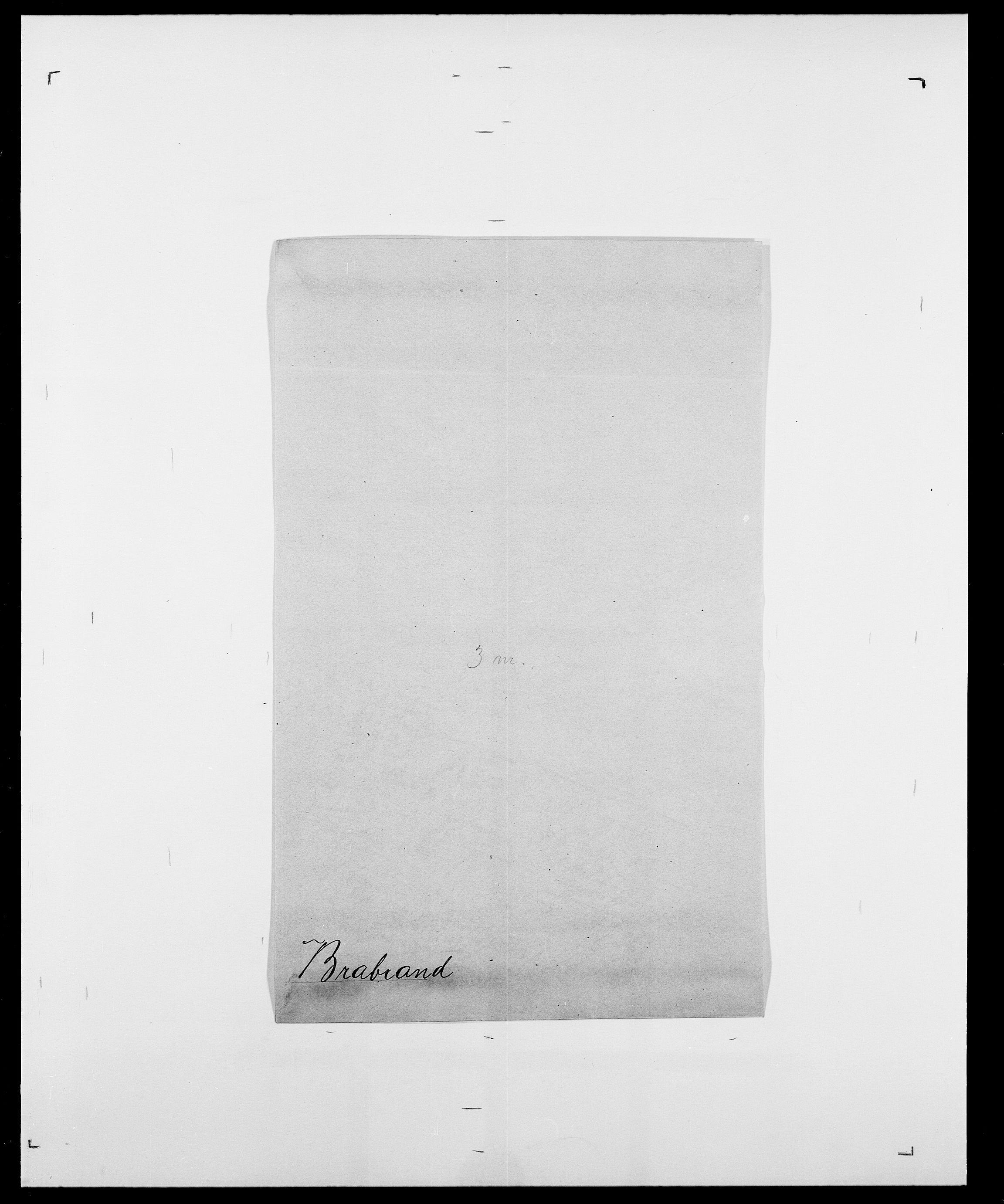 SAO, Delgobe, Charles Antoine - samling, D/Da/L0005: Boalth - Brahm, s. 435