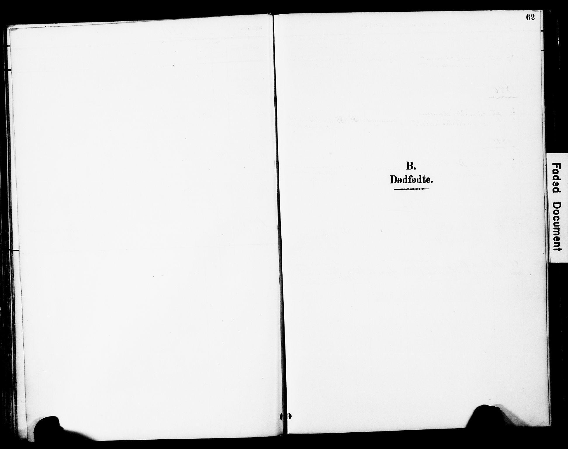 SAT, Ministerialprotokoller, klokkerbøker og fødselsregistre - Nord-Trøndelag, 741/L0396: Ministerialbok nr. 741A10, 1889-1901, s. 62