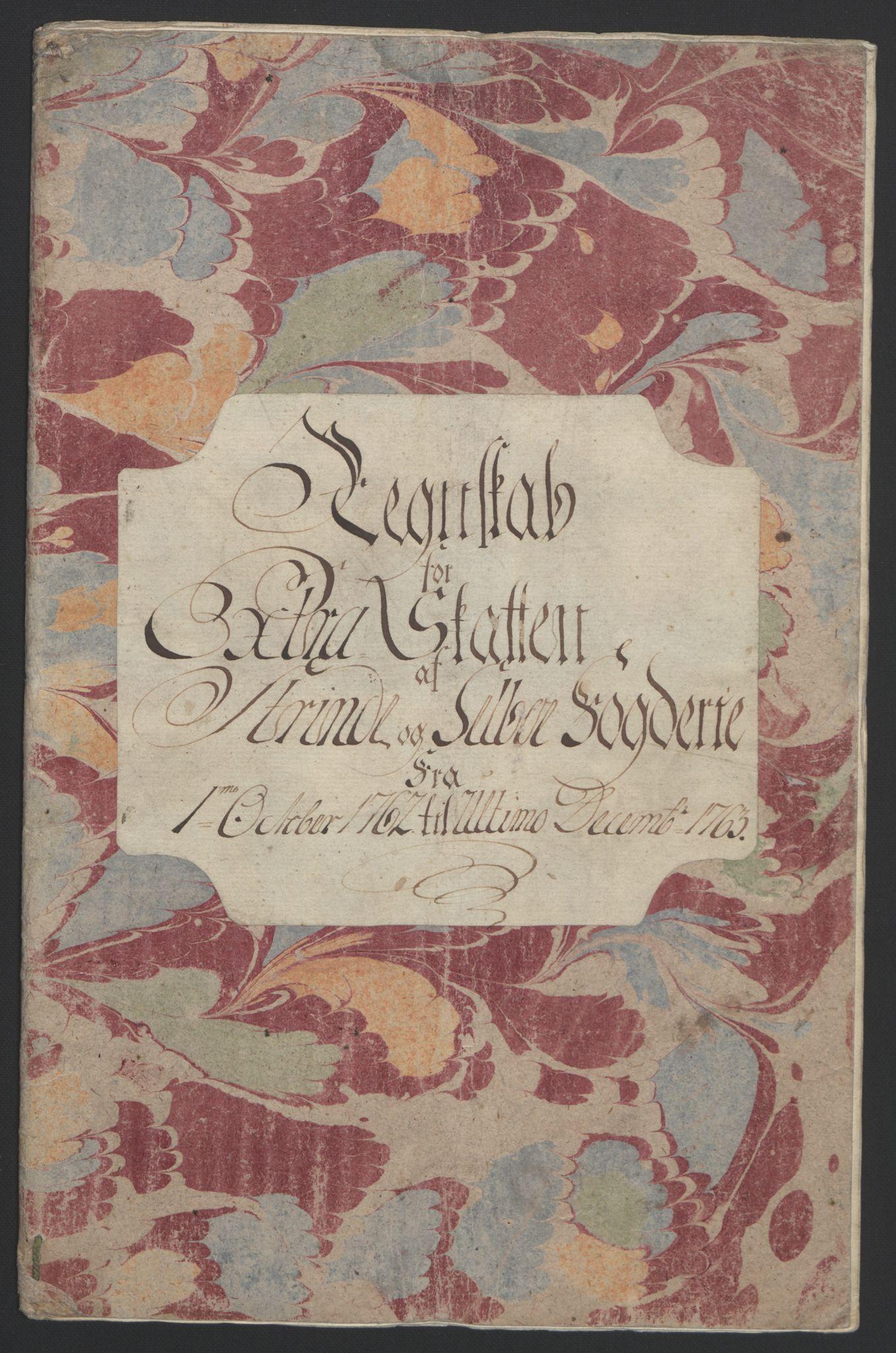 RA, Rentekammeret inntil 1814, Reviderte regnskaper, Fogderegnskap, R61/L4180: Ekstraskatten Strinda og Selbu, 1762-1767, s. 5