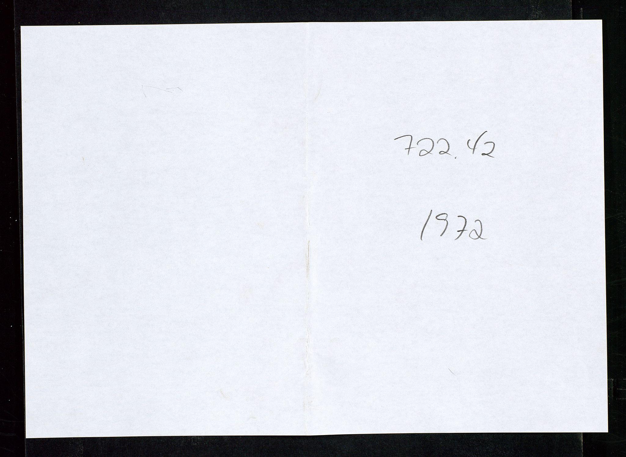 SAST, Industridepartementet, Oljekontoret, Da/L0008:  Arkivnøkkel 721- 722 Geofysikk, forskning, 1970-1972, s. 512