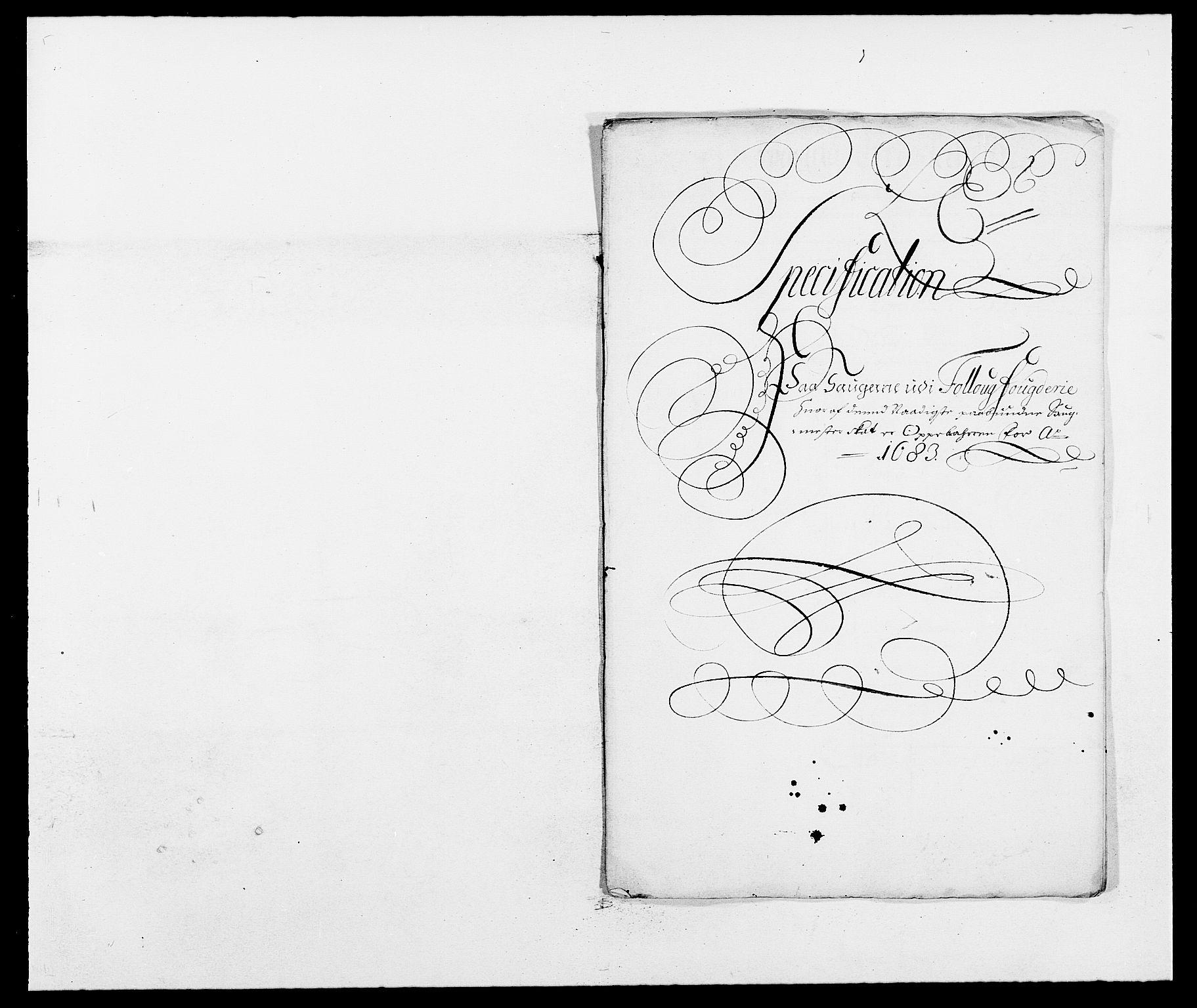 RA, Rentekammeret inntil 1814, Reviderte regnskaper, Fogderegnskap, R09/L0430: Fogderegnskap Follo, 1682-1683, s. 417