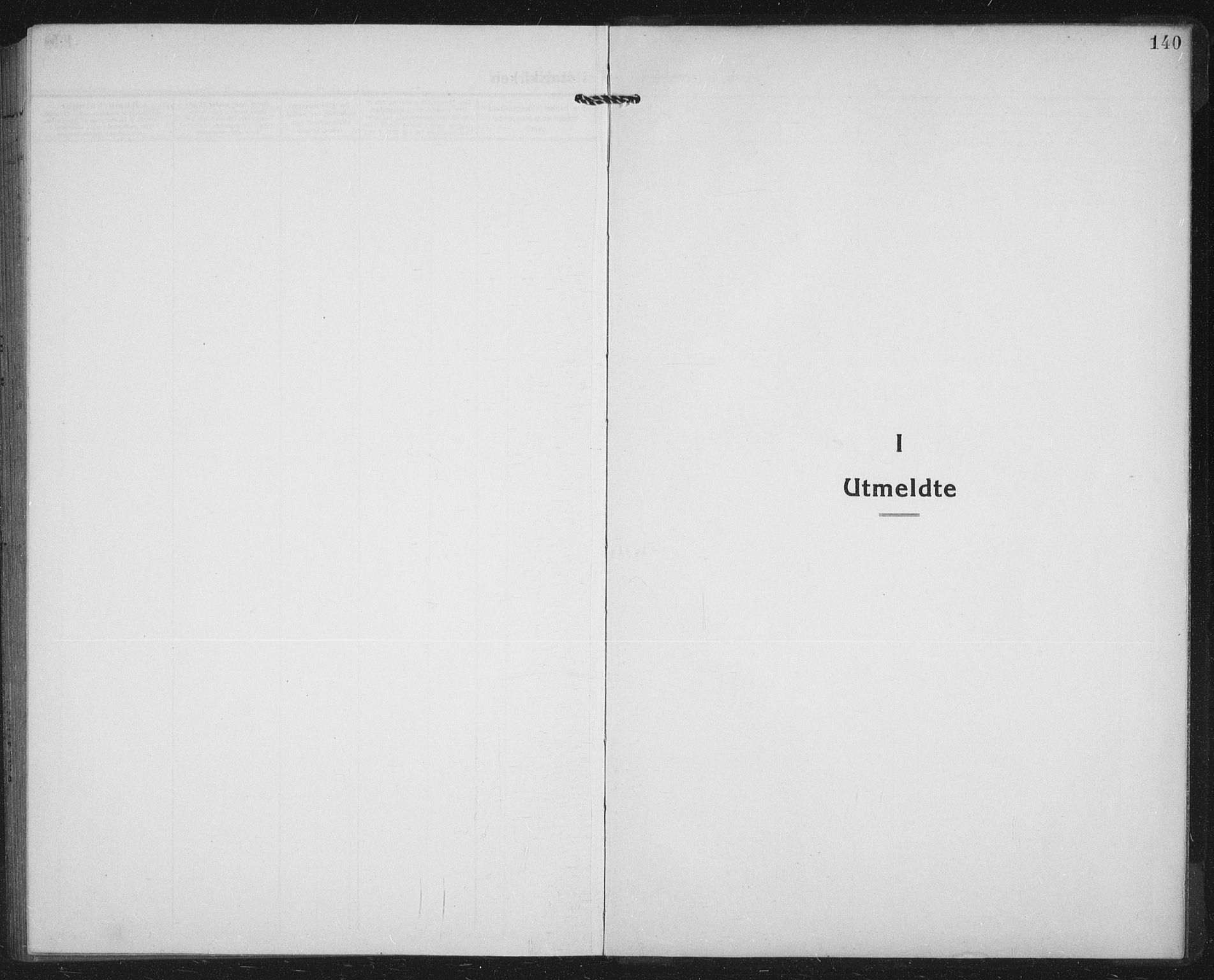 SATØ, Lenvik sokneprestembete, H/Ha/Hab/L0023klokker: Klokkerbok nr. 23, 1918-1936, s. 140