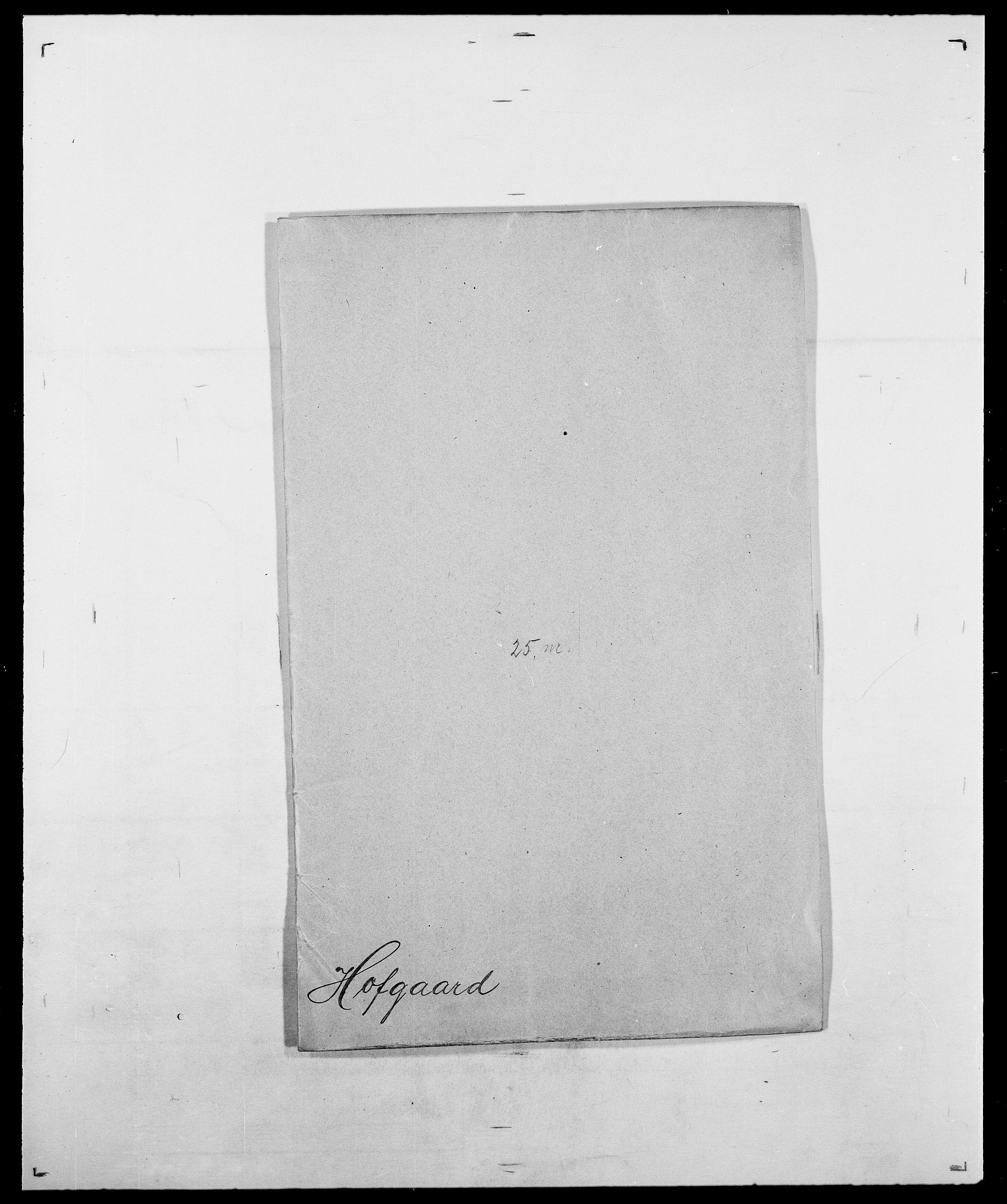 SAO, Delgobe, Charles Antoine - samling, D/Da/L0018: Hoch - Howert, s. 101