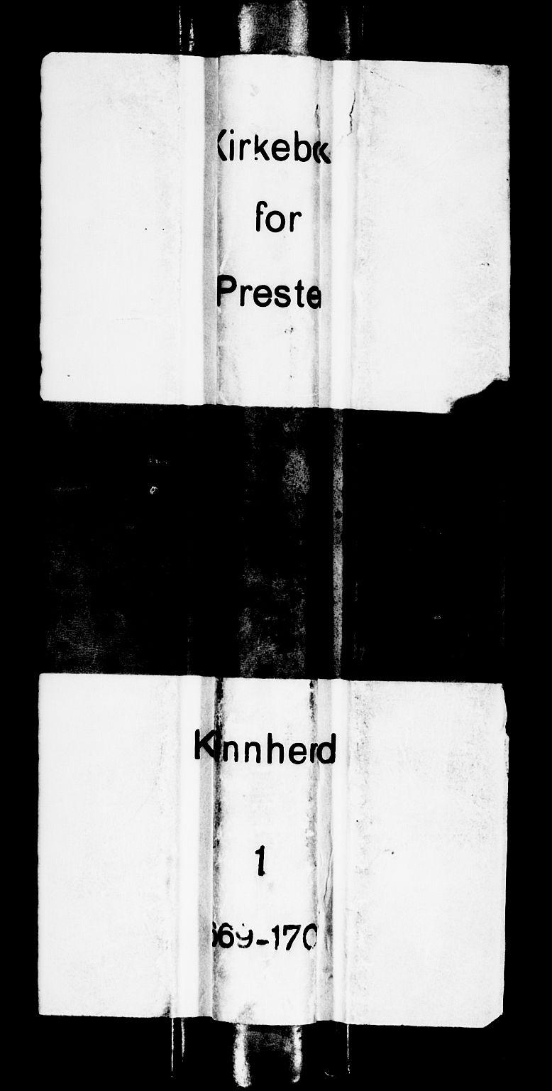 SAB, Kvinnherad Sokneprestembete, H/Haa: Ministerialbok nr. A 1, 1669-1709