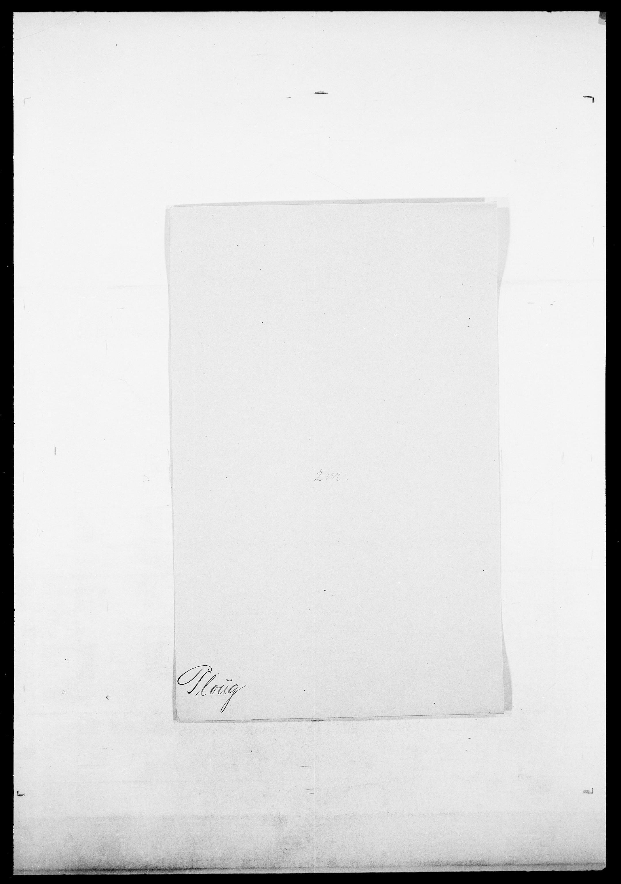 SAO, Delgobe, Charles Antoine - samling, D/Da/L0031: de Place - Raaum, s. 131