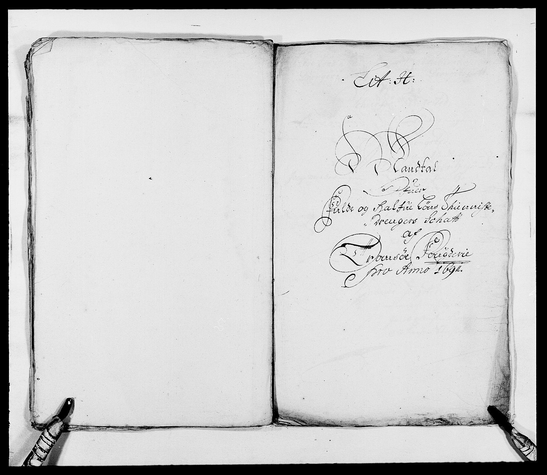 RA, Rentekammeret inntil 1814, Reviderte regnskaper, Fogderegnskap, R68/L4751: Fogderegnskap Senja og Troms, 1690-1693, s. 125