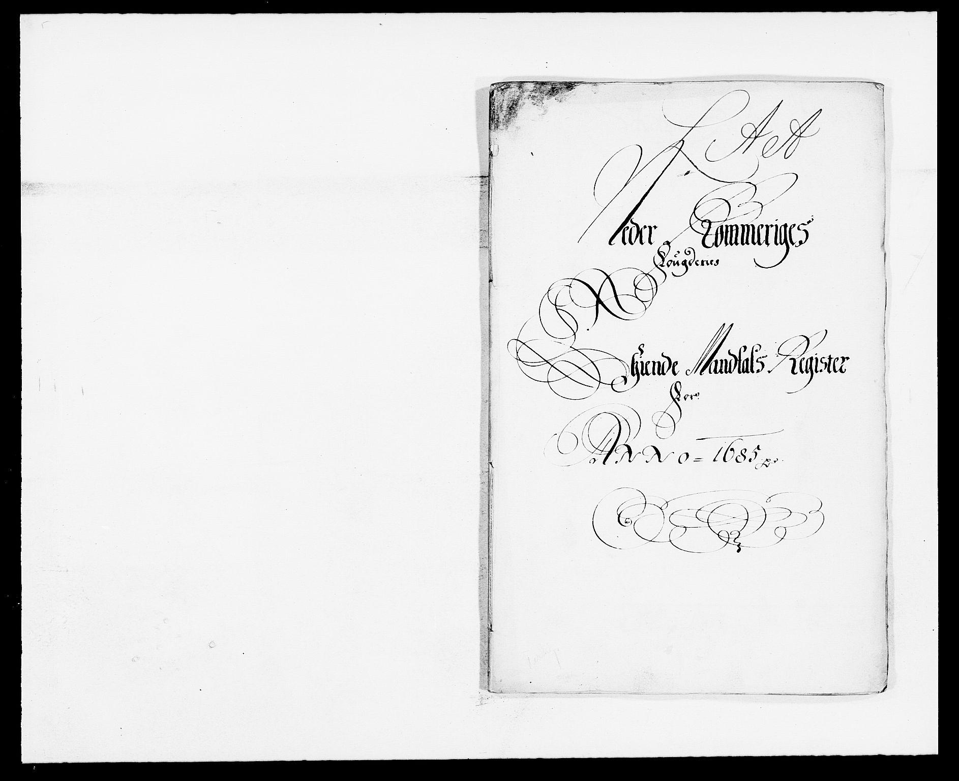 RA, Rentekammeret inntil 1814, Reviderte regnskaper, Fogderegnskap, R11/L0571: Fogderegnskap Nedre Romerike, 1683-1685, s. 338