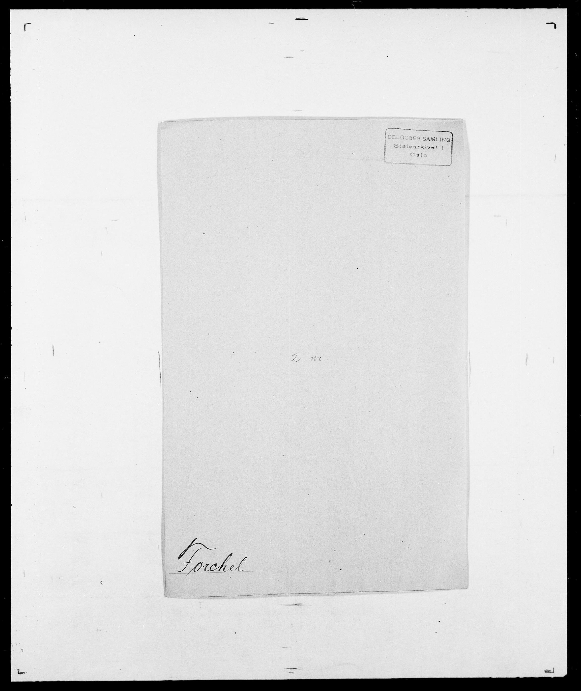 SAO, Delgobe, Charles Antoine - samling, D/Da/L0012: Flor, Floer, Flohr - Fritzner, s. 584