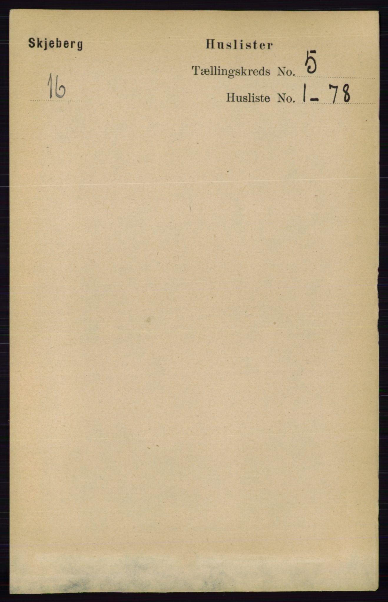 RA, Folketelling 1891 for 0115 Skjeberg herred, 1891, s. 2193