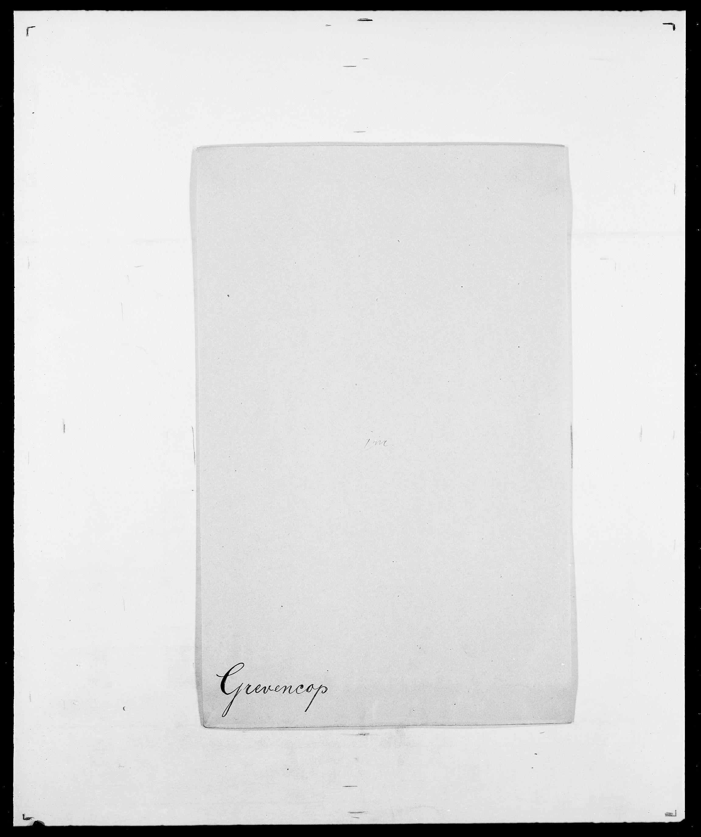 SAO, Delgobe, Charles Antoine - samling, D/Da/L0014: Giebdhausen - Grip, s. 635