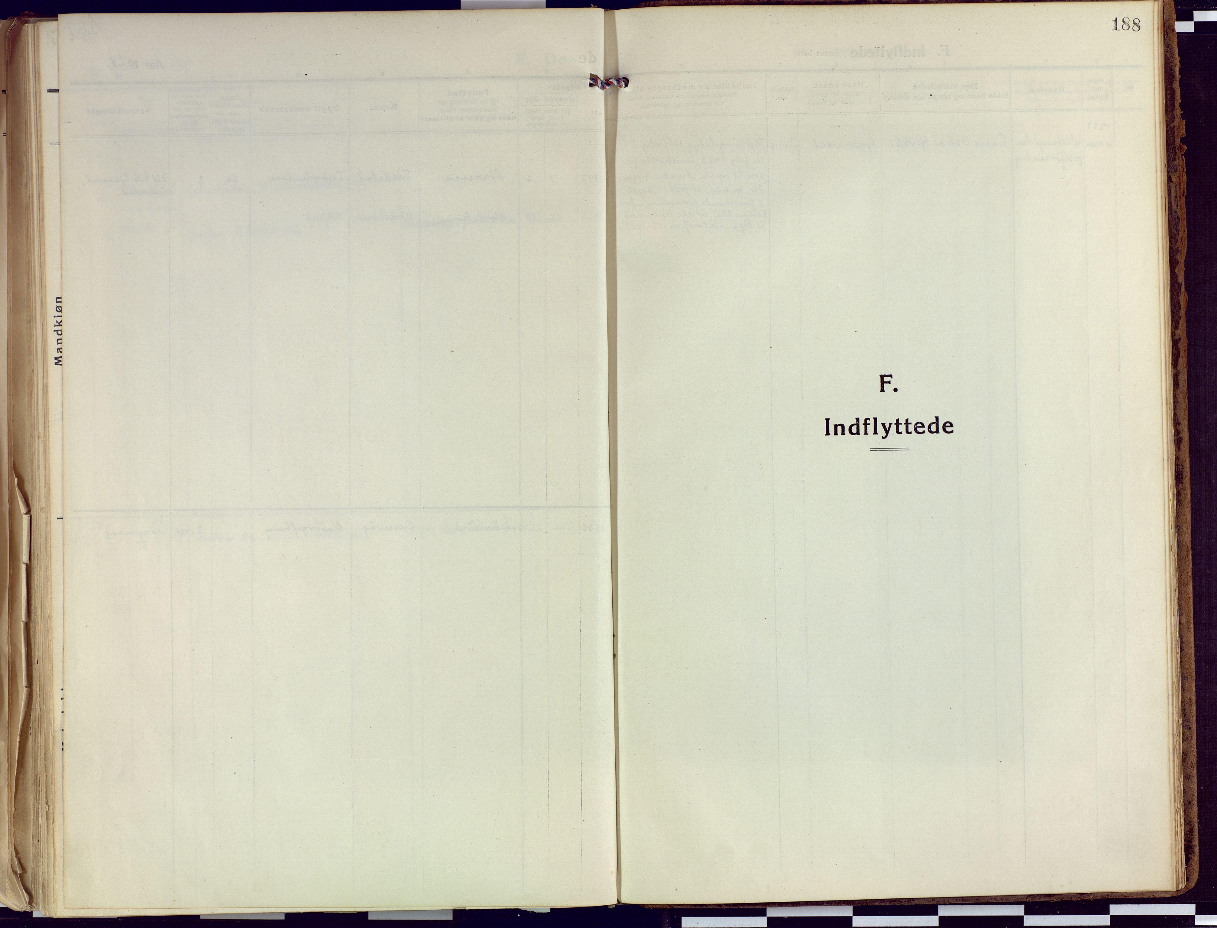 SATØ, Tranøy sokneprestkontor, I/Ia/Iaa/L0015kirke: Ministerialbok nr. 15, 1919-1928, s. 188