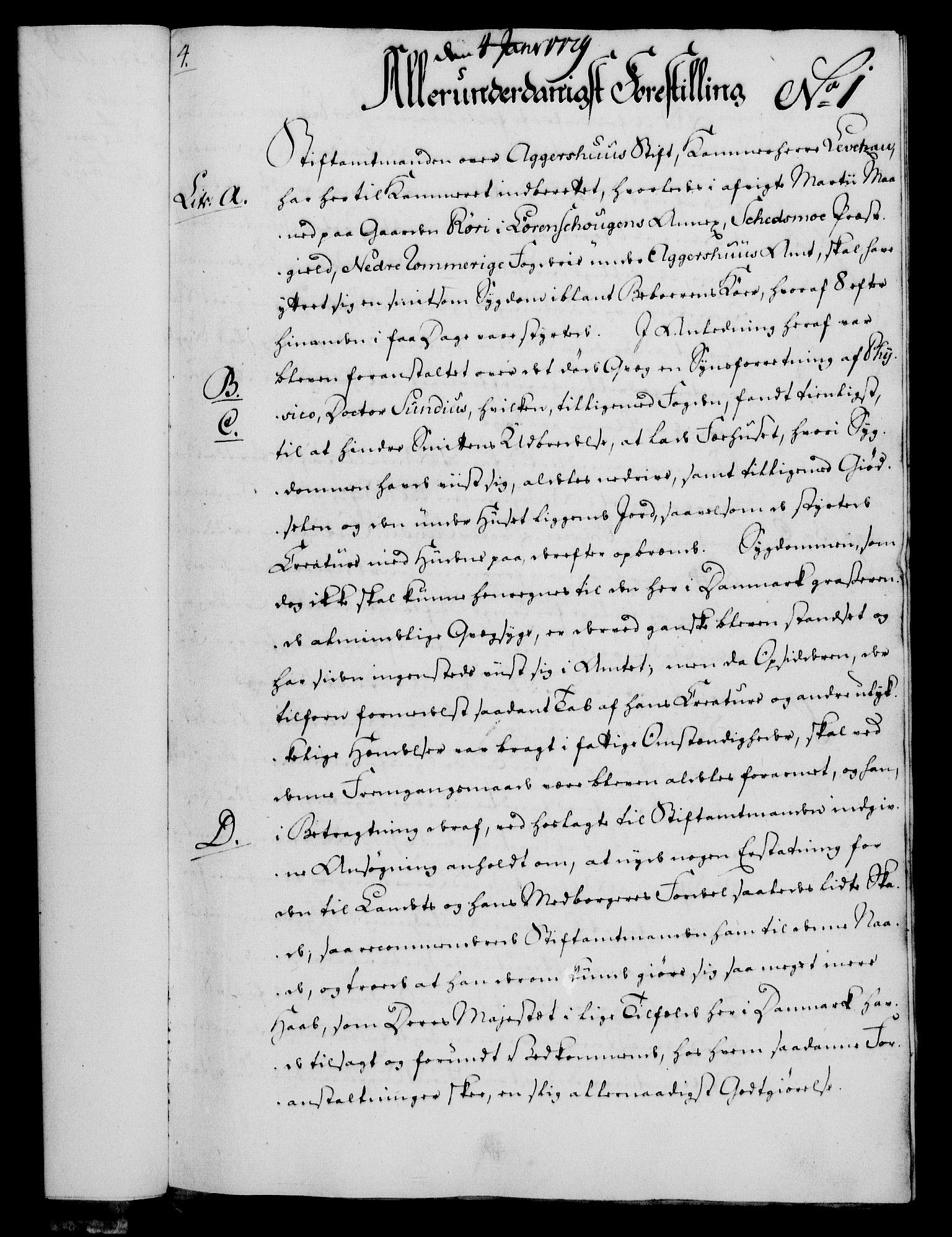 RA, Rentekammeret, Kammerkanselliet, G/Gf/Gfa/L0061: Norsk relasjons- og resolusjonsprotokoll (merket RK 52.61), 1779, s. 28