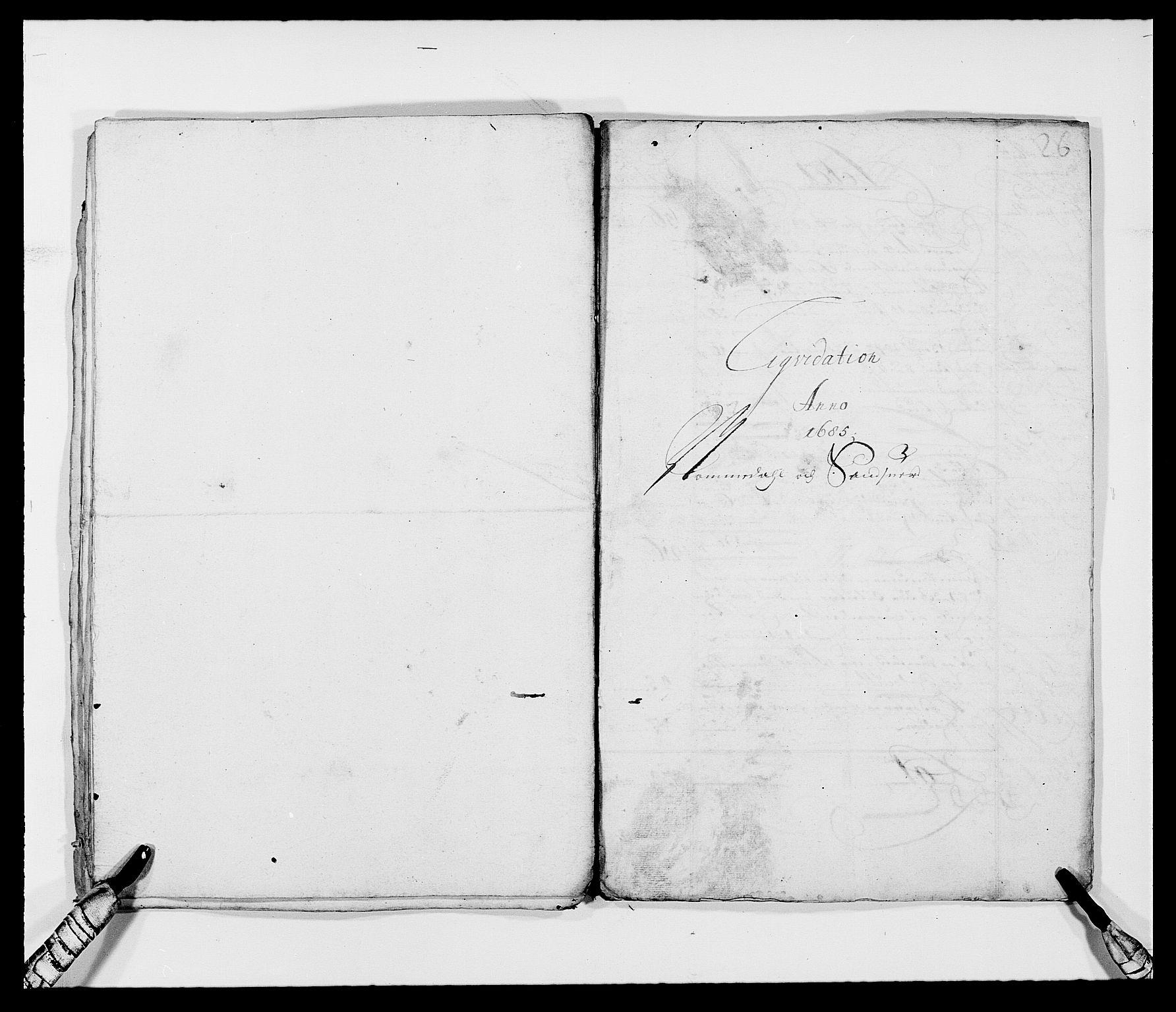 RA, Rentekammeret inntil 1814, Reviderte regnskaper, Fogderegnskap, R24/L1569: Fogderegnskap Numedal og Sandsvær, 1679-1686, s. 71