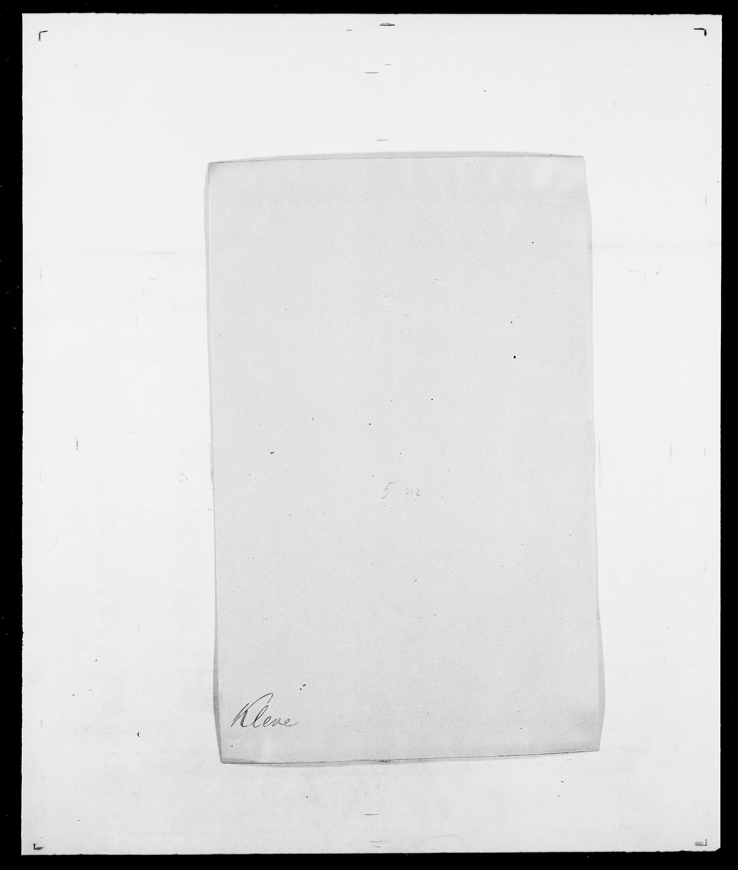 SAO, Delgobe, Charles Antoine - samling, D/Da/L0021: Klagenberg - Kristoft, s. 53