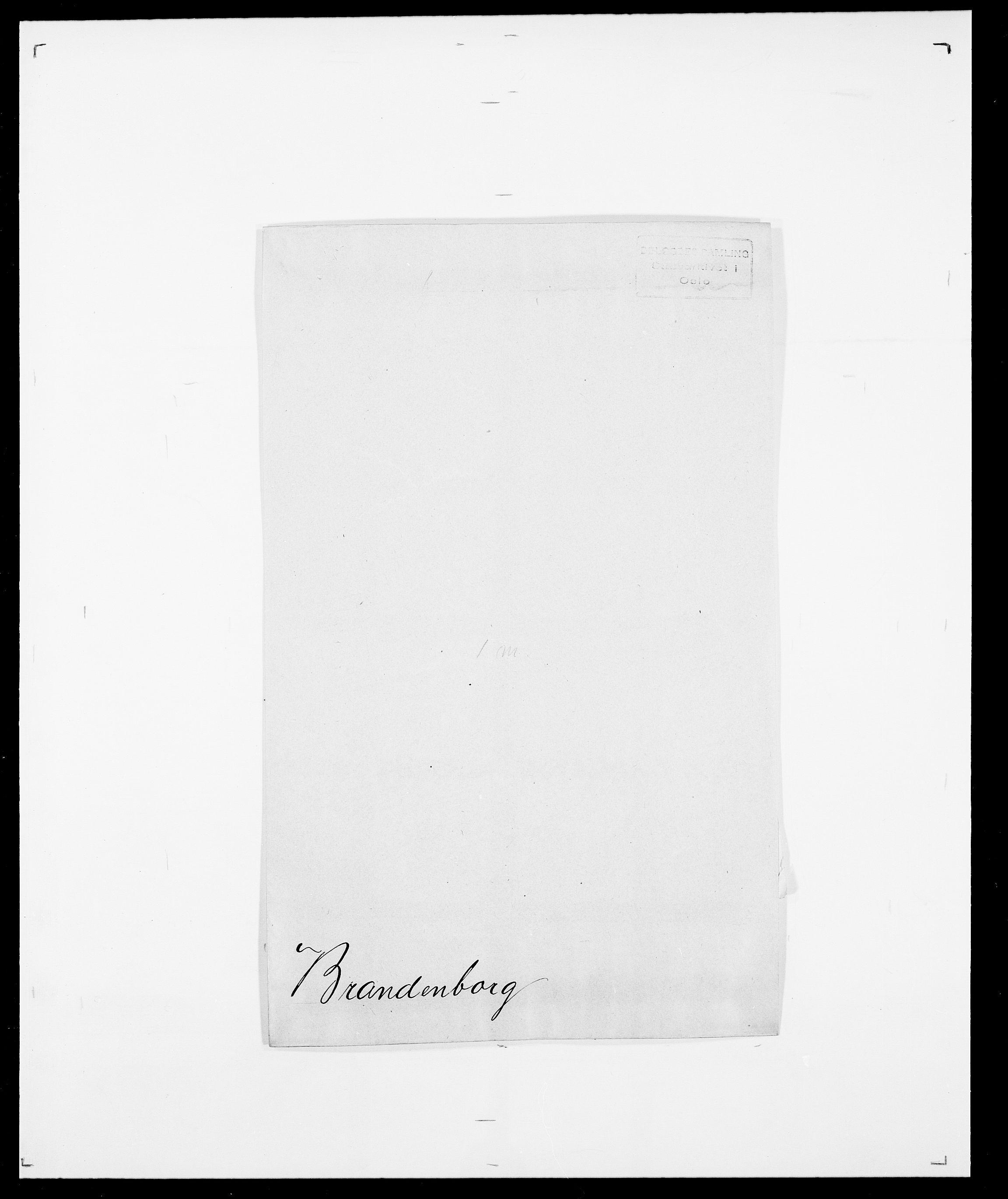SAO, Delgobe, Charles Antoine - samling, D/Da/L0006: Brambani - Brønø, s. 12