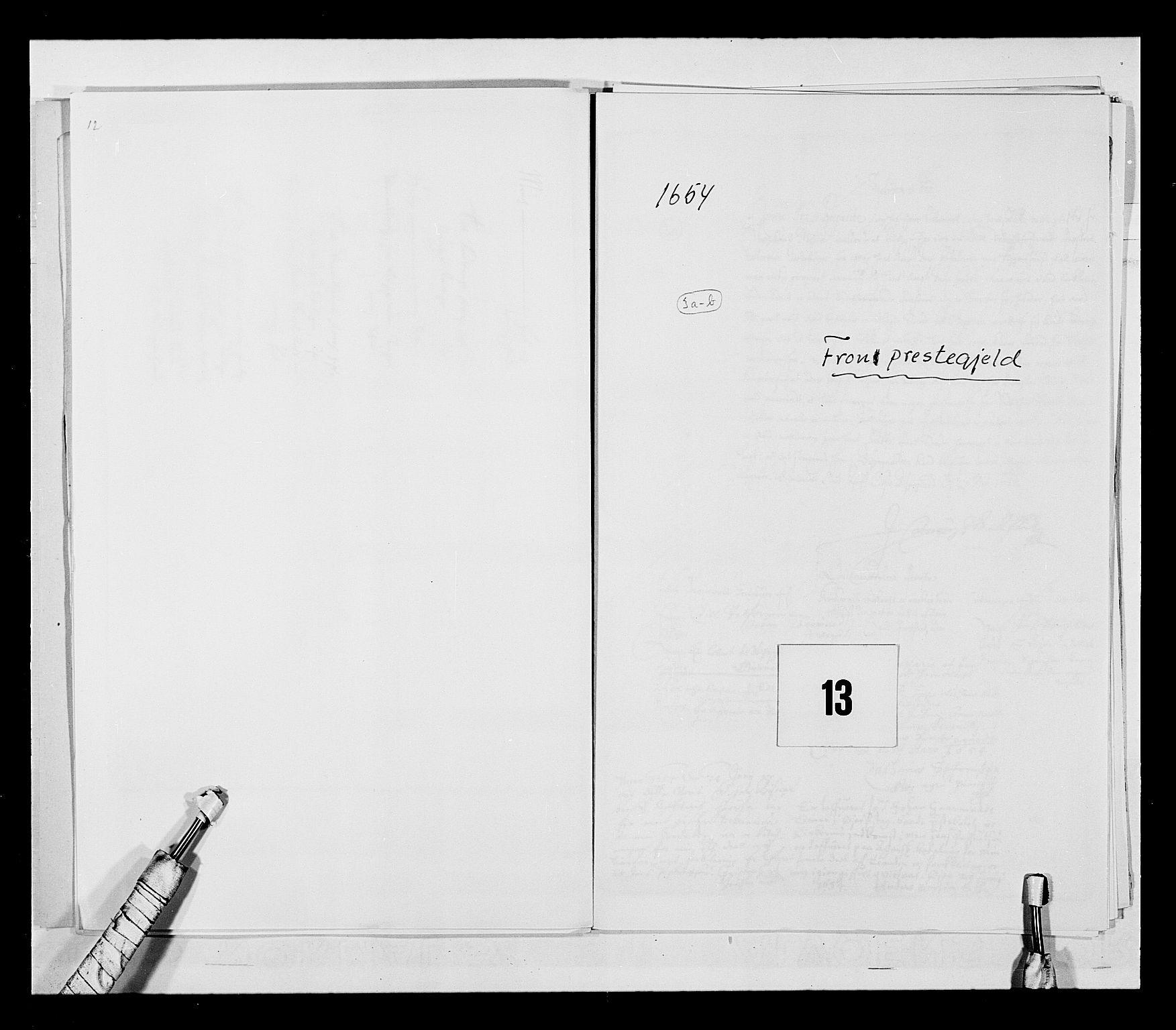 RA, Stattholderembetet 1572-1771, Ek/L0030: Jordebøker 1633-1658:, 1654, s. 56