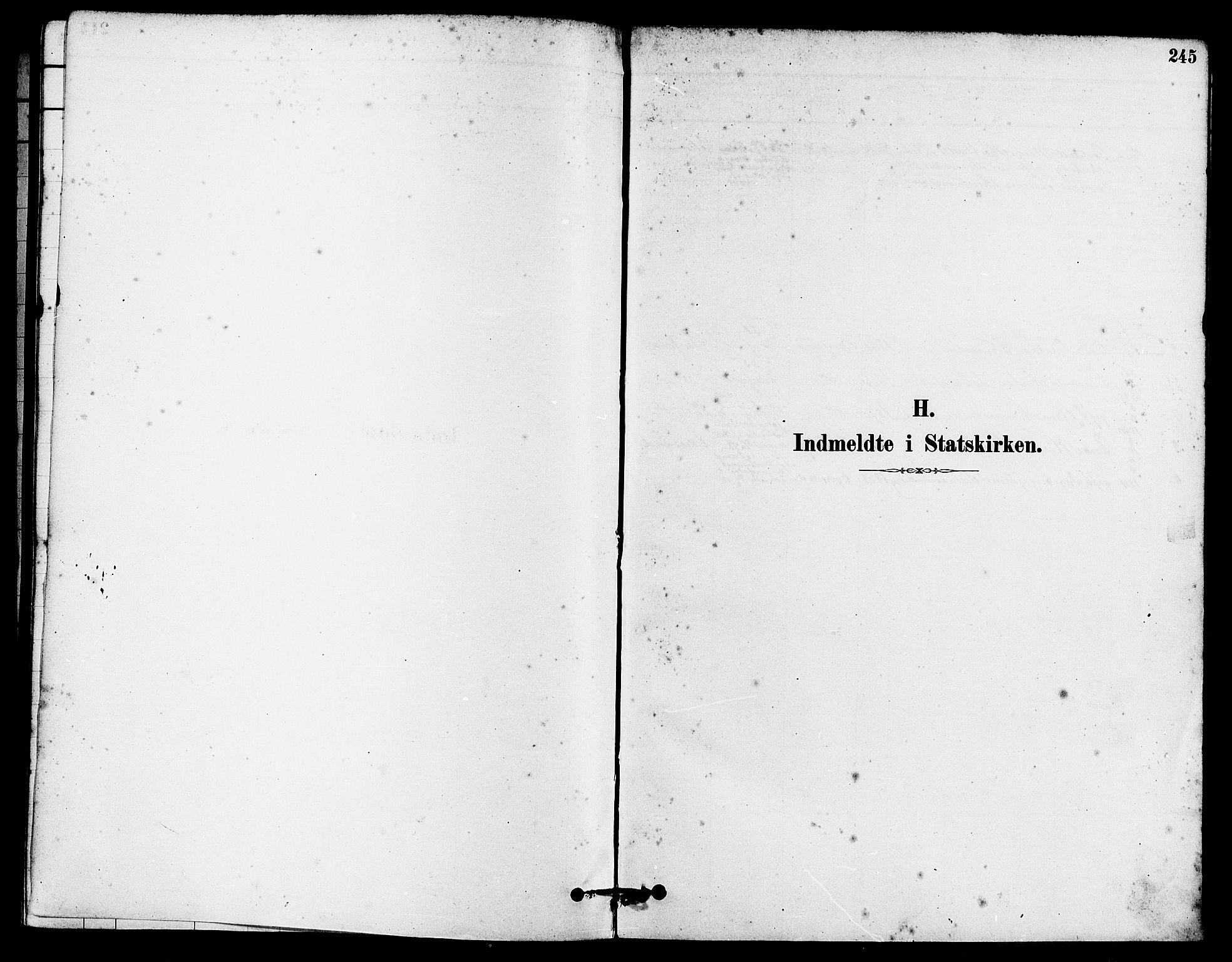 SAST, Egersund sokneprestkontor, S08/L0015: Ministerialbok nr. A 15, 1879-1892, s. 245