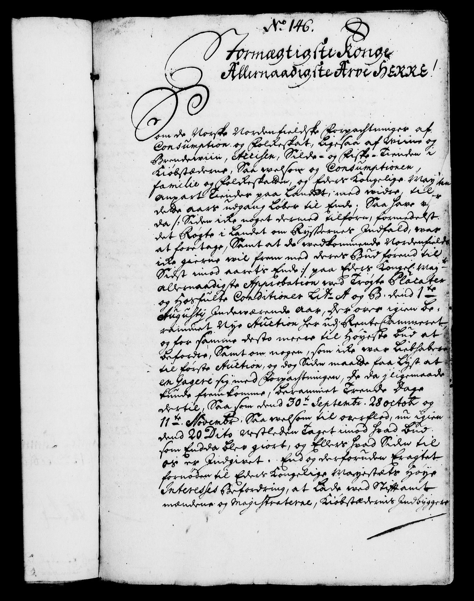 RA, Rentekammeret, Kammerkanselliet, G/Gf/Gfa/L0005: Norsk relasjons- og resolusjonsprotokoll (merket RK 52.5), 1722, s. 803