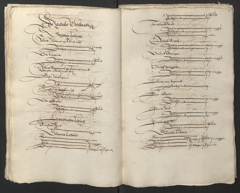 RA, Stattholderembetet 1572-1771, Ek/L0003: Jordebøker til utlikning av garnisonsskatt 1624-1626:, 1624-1625, s. 134