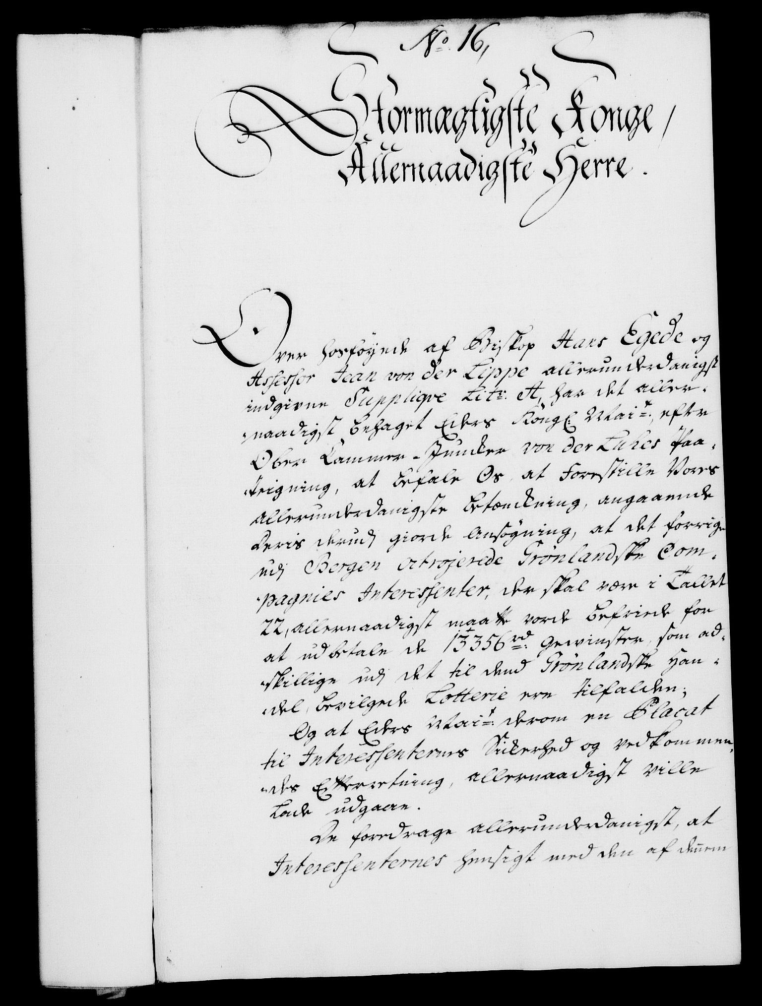 RA, Rentekammeret, Kammerkanselliet, G/Gf/Gfa/L0028: Norsk relasjons- og resolusjonsprotokoll (merket RK 52.28), 1745-1746, s. 107