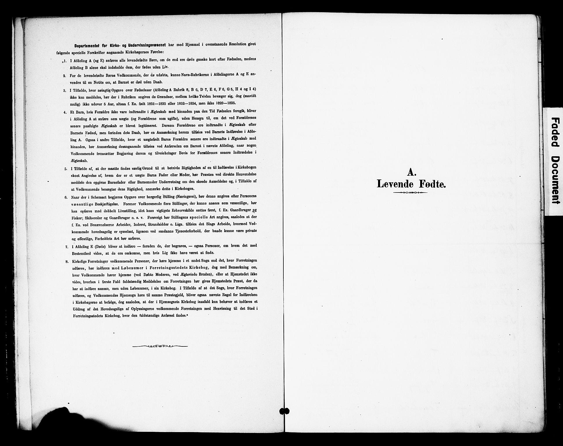 SAH, Øystre Slidre prestekontor, Ministerialbok nr. 3, 1887-1910