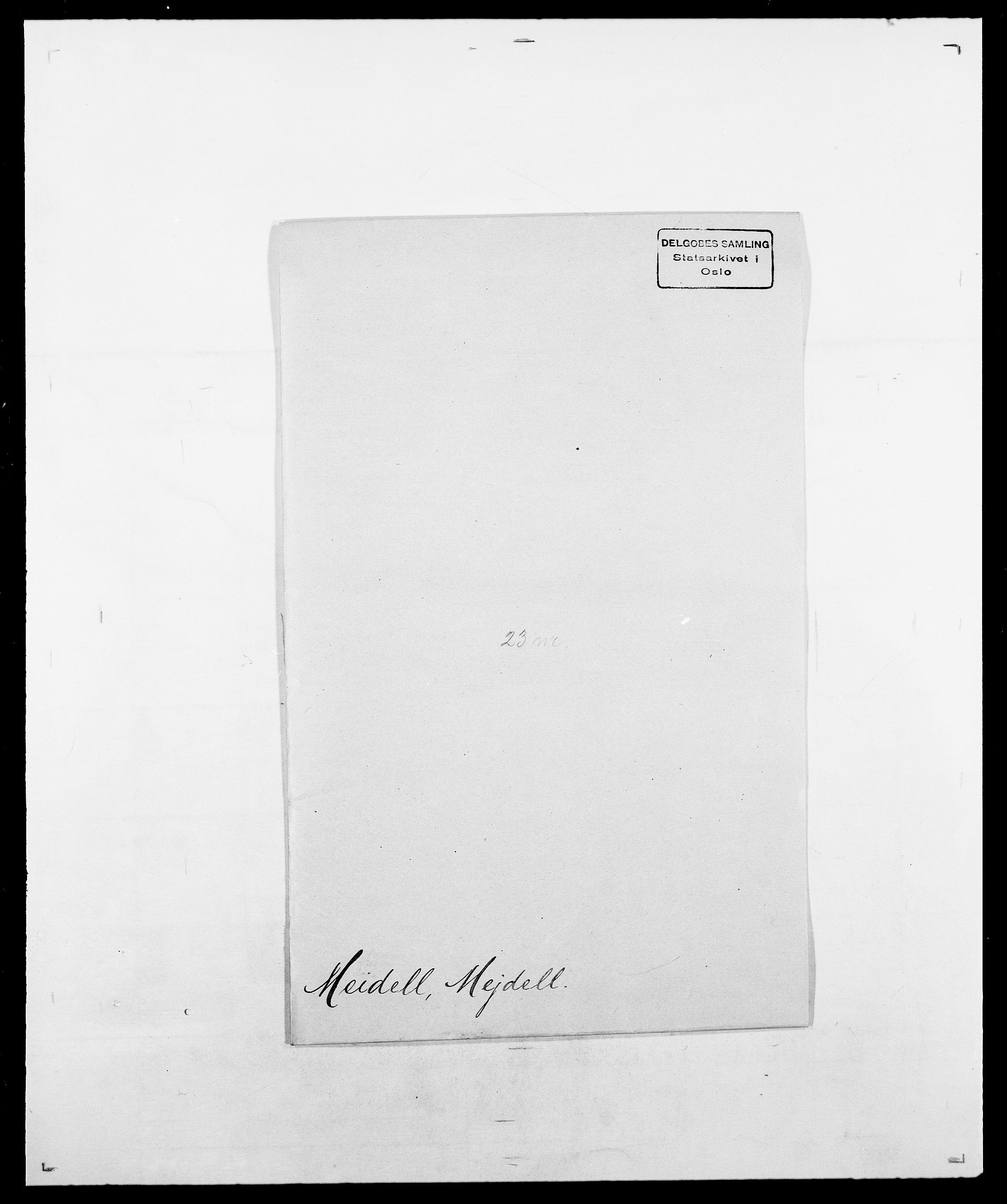 SAO, Delgobe, Charles Antoine - samling, D/Da/L0026: Mechelby - Montoppidan, s. 140