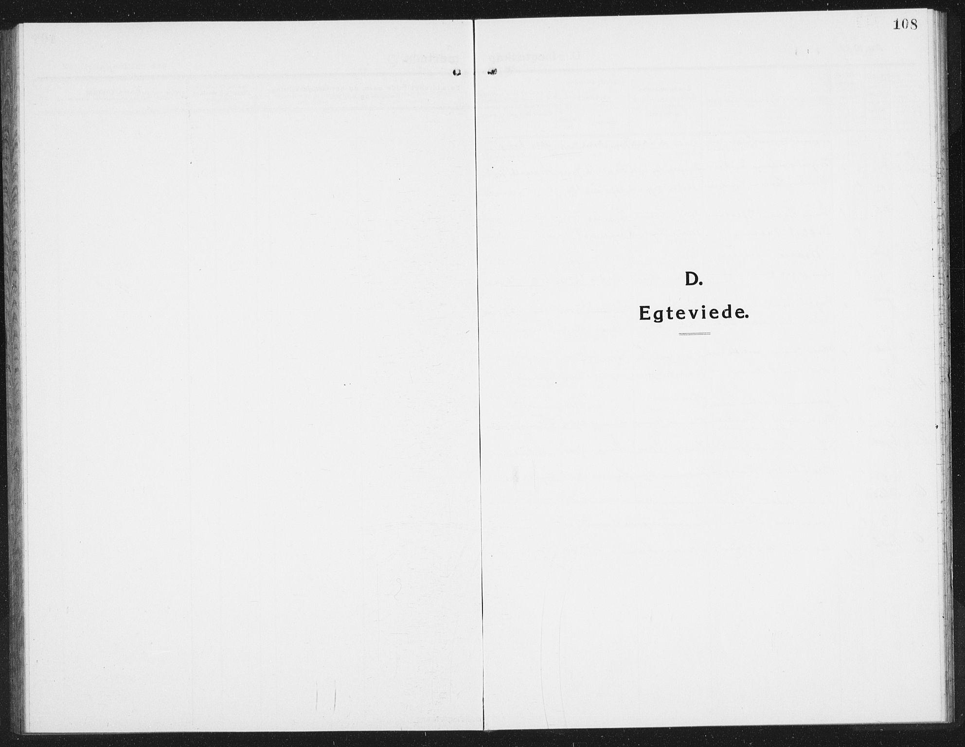 SAST, Kopervik sokneprestkontor, H/Ha/Hab/L0006: Klokkerbok nr. B 6, 1918-1942, s. 108