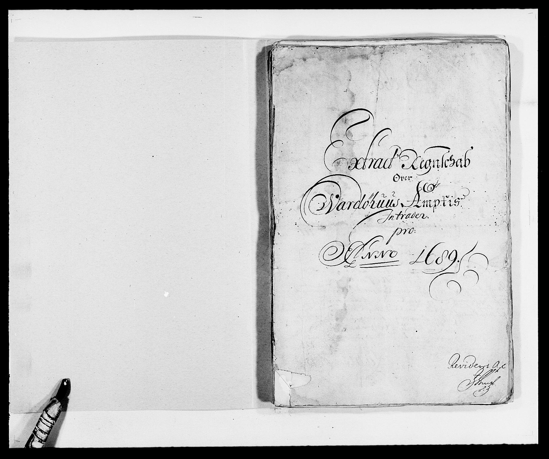 RA, Rentekammeret inntil 1814, Reviderte regnskaper, Fogderegnskap, R69/L4850: Fogderegnskap Finnmark/Vardøhus, 1680-1690, s. 114