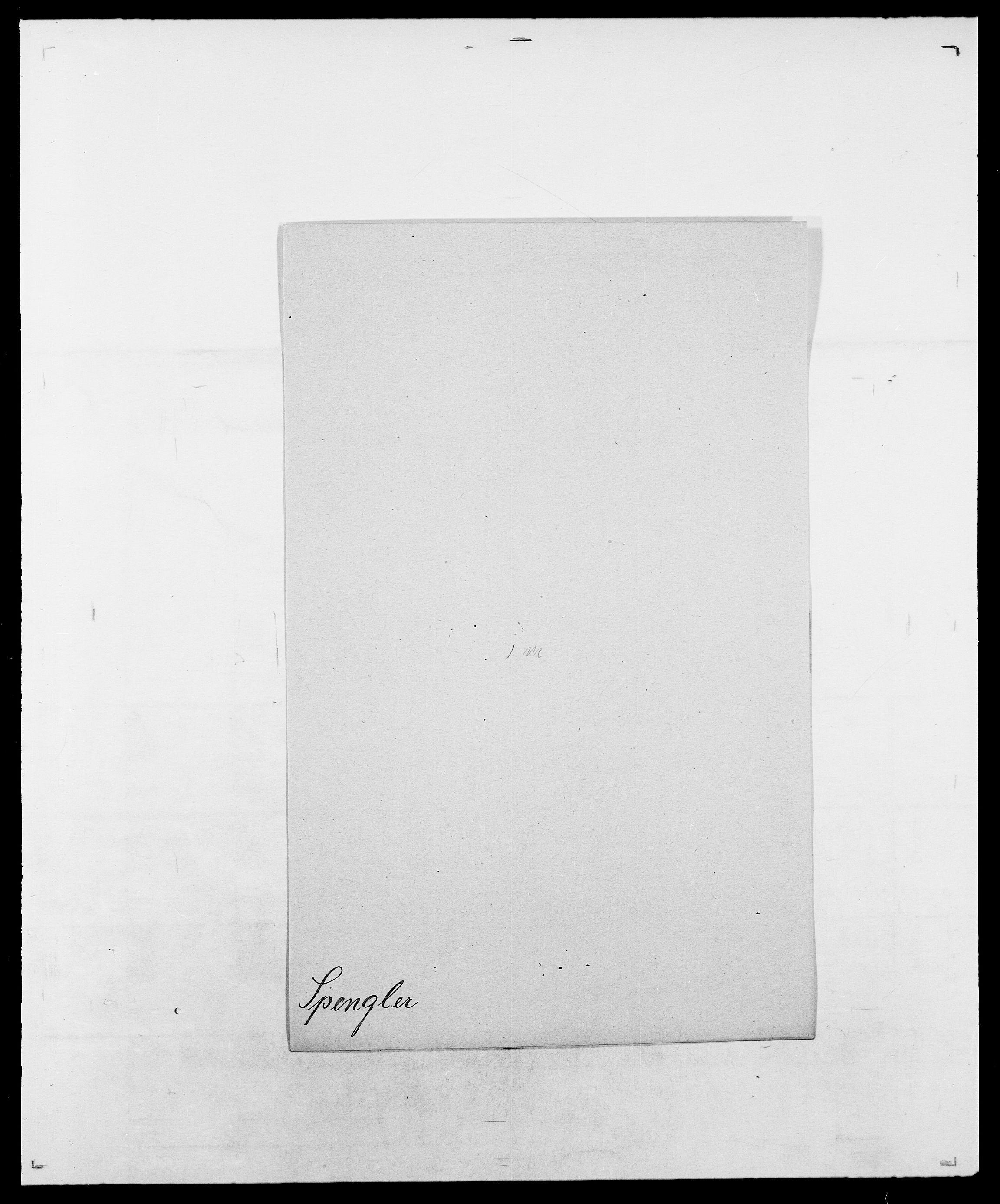 SAO, Delgobe, Charles Antoine - samling, D/Da/L0036: Skaanør - Staverskov, s. 534