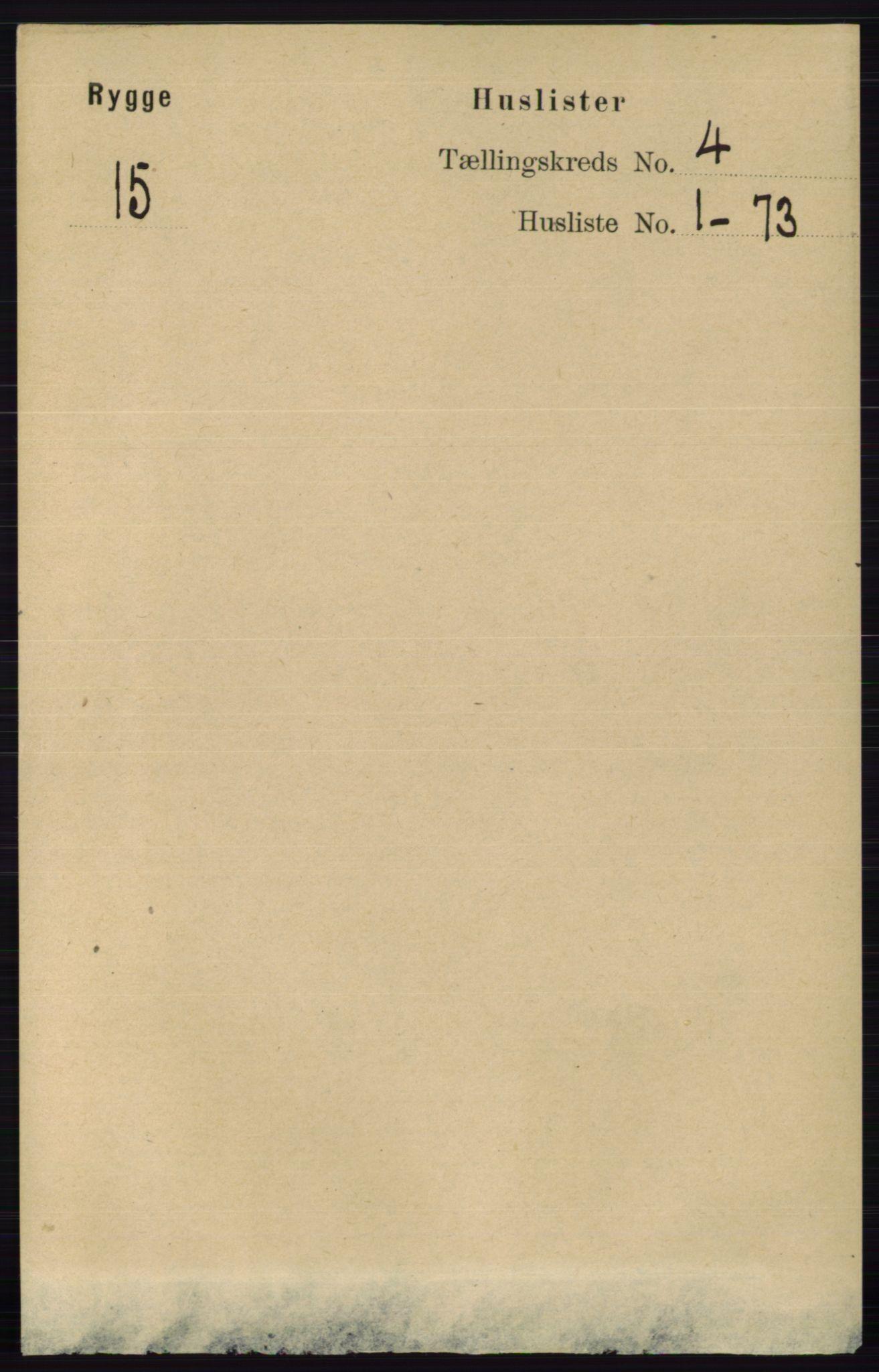 RA, Folketelling 1891 for 0136 Rygge herred, 1891, s. 2155